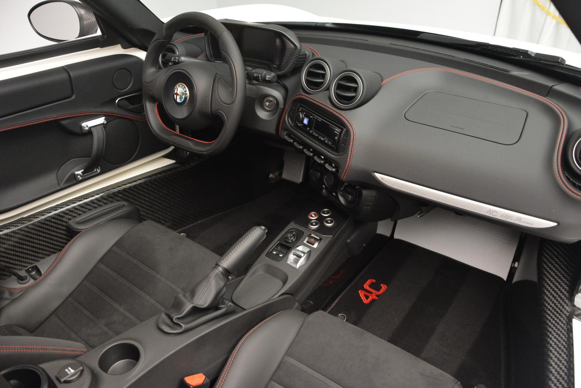New 2015 Alfa Romeo 4C Spider  | Greenwich, CT