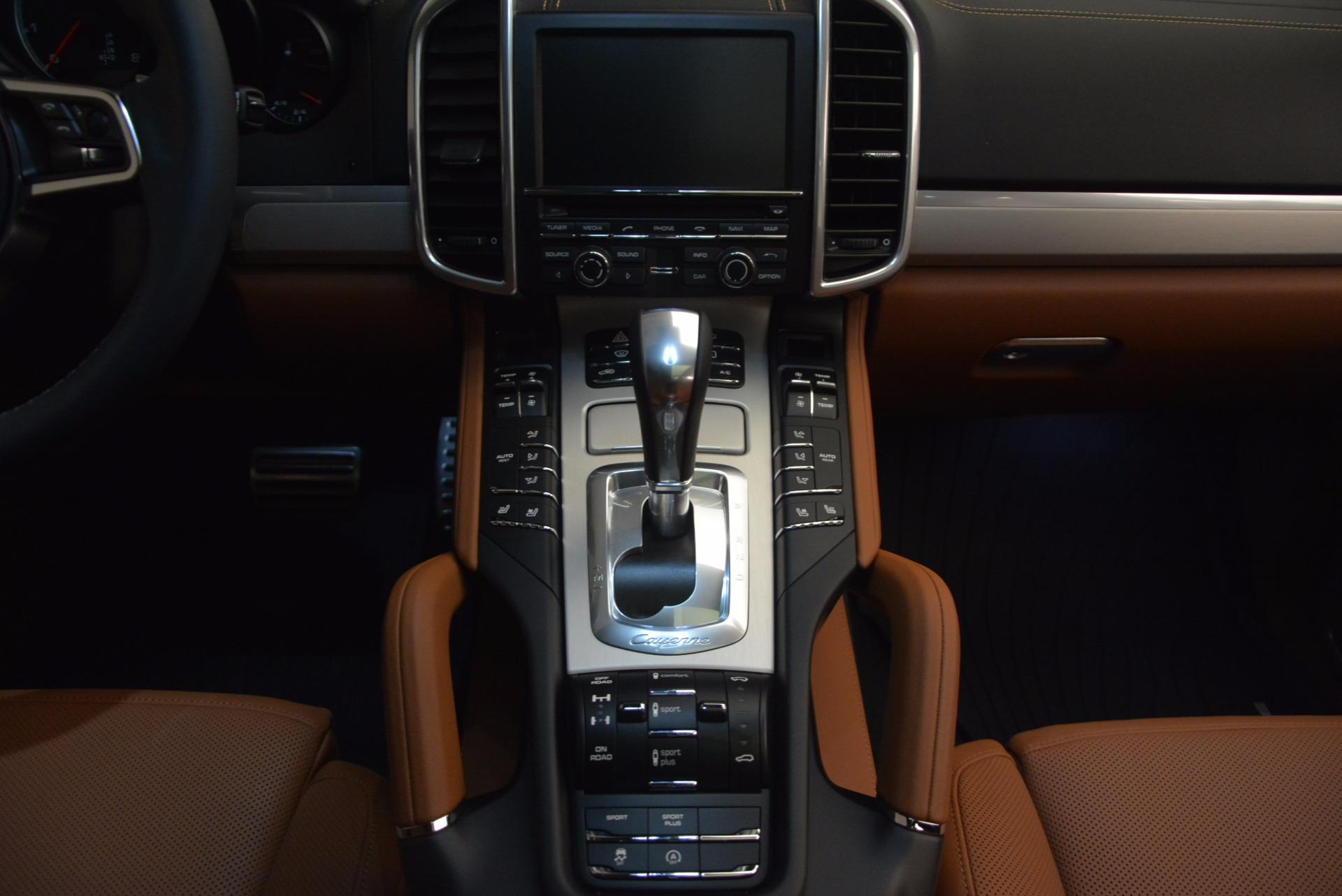Used 2016 Porsche Cayenne Turbo | Greenwich, CT
