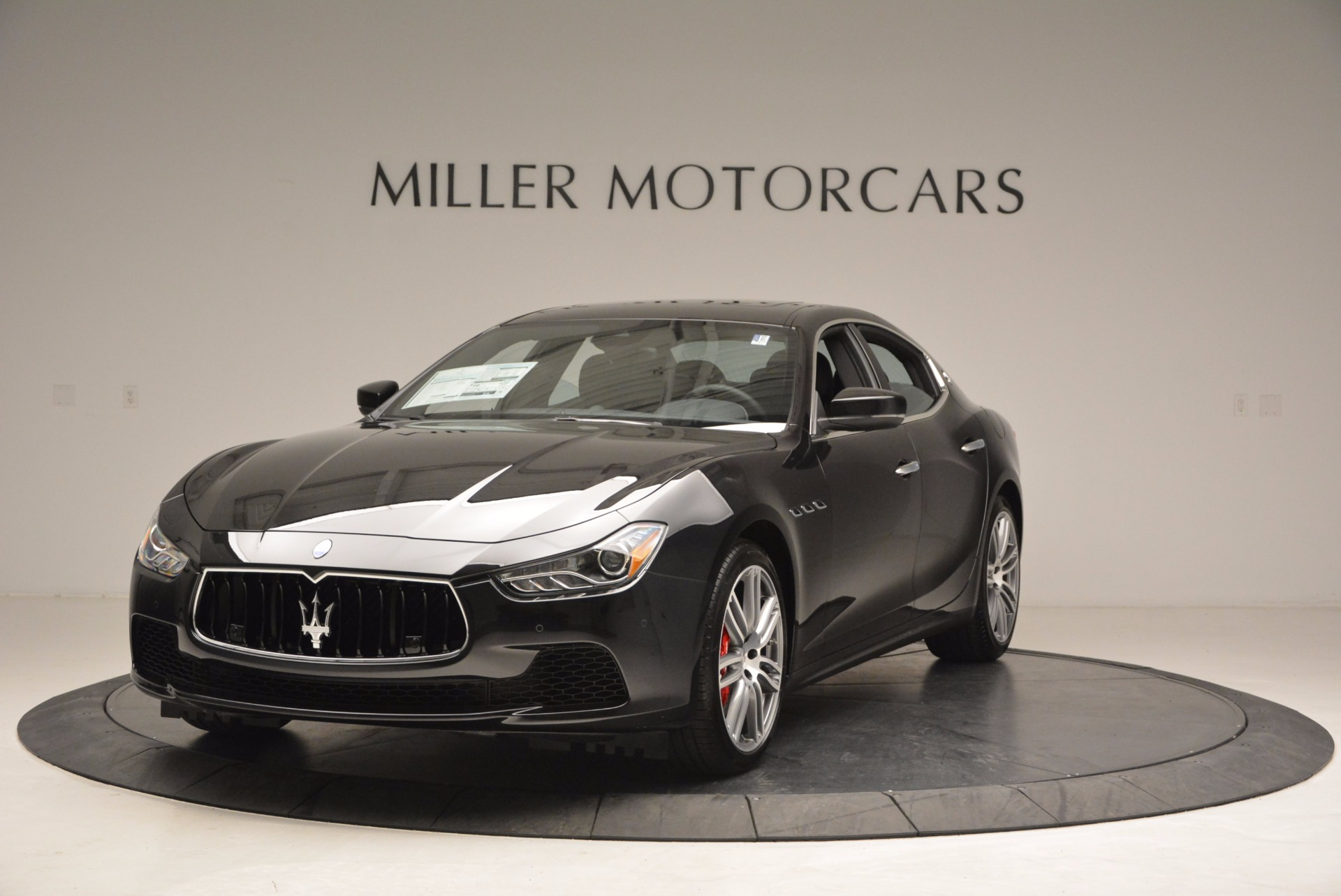New 2017 Maserati Ghibli SQ4 | Greenwich, CT