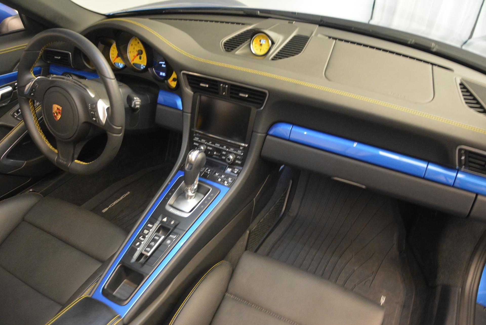 Used 2014 Porsche 911 Turbo S   Greenwich, CT