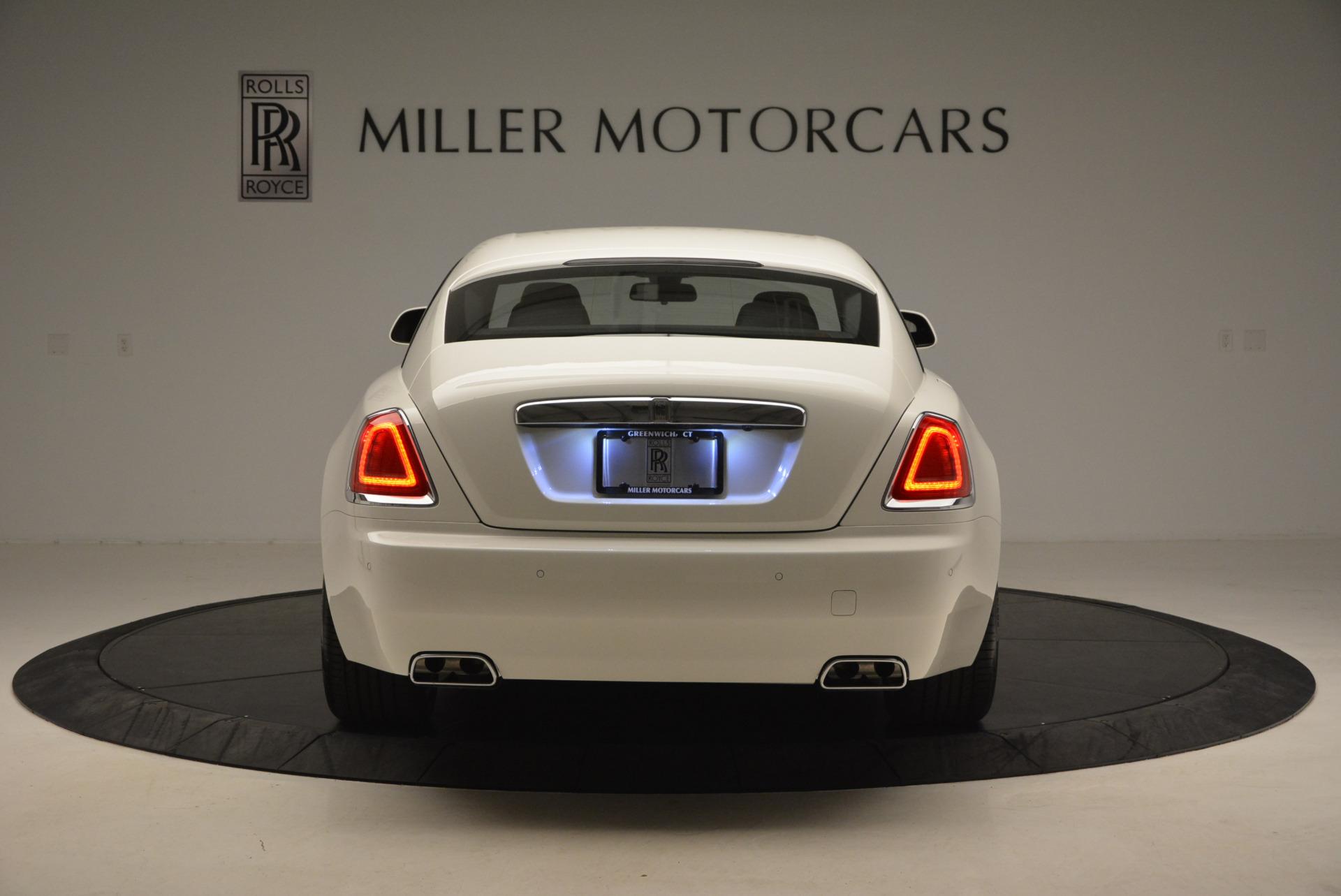 New 2017 Rolls-Royce Wraith    Greenwich, CT