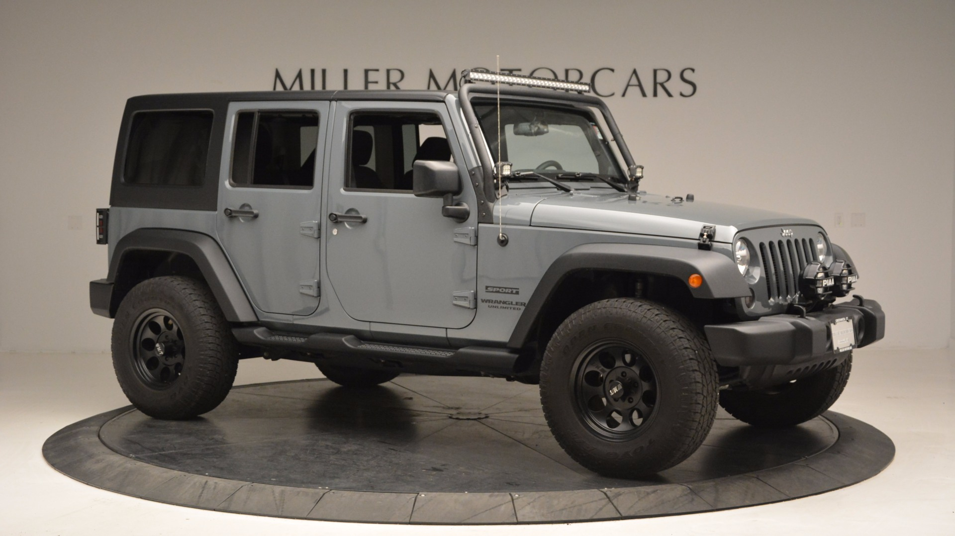 Used 2014 Jeep Wrangler Unlimited Sport   Greenwich, CT