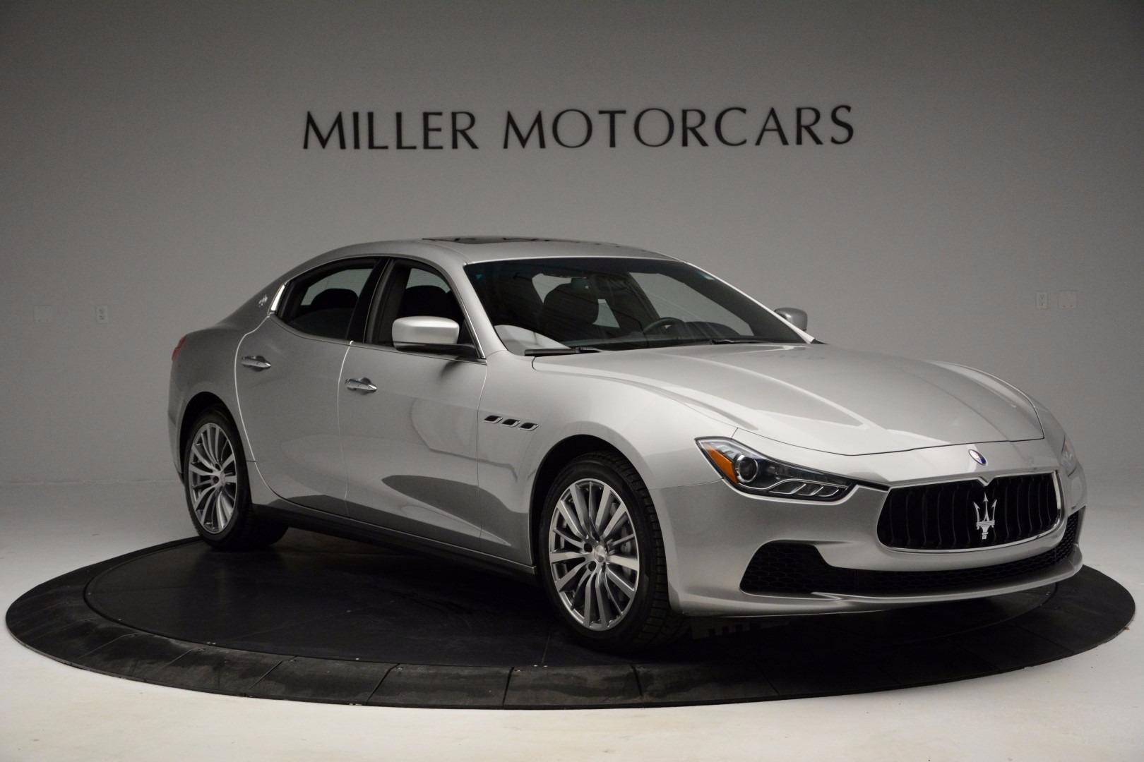 Used 2014 Maserati Ghibli    Greenwich, CT