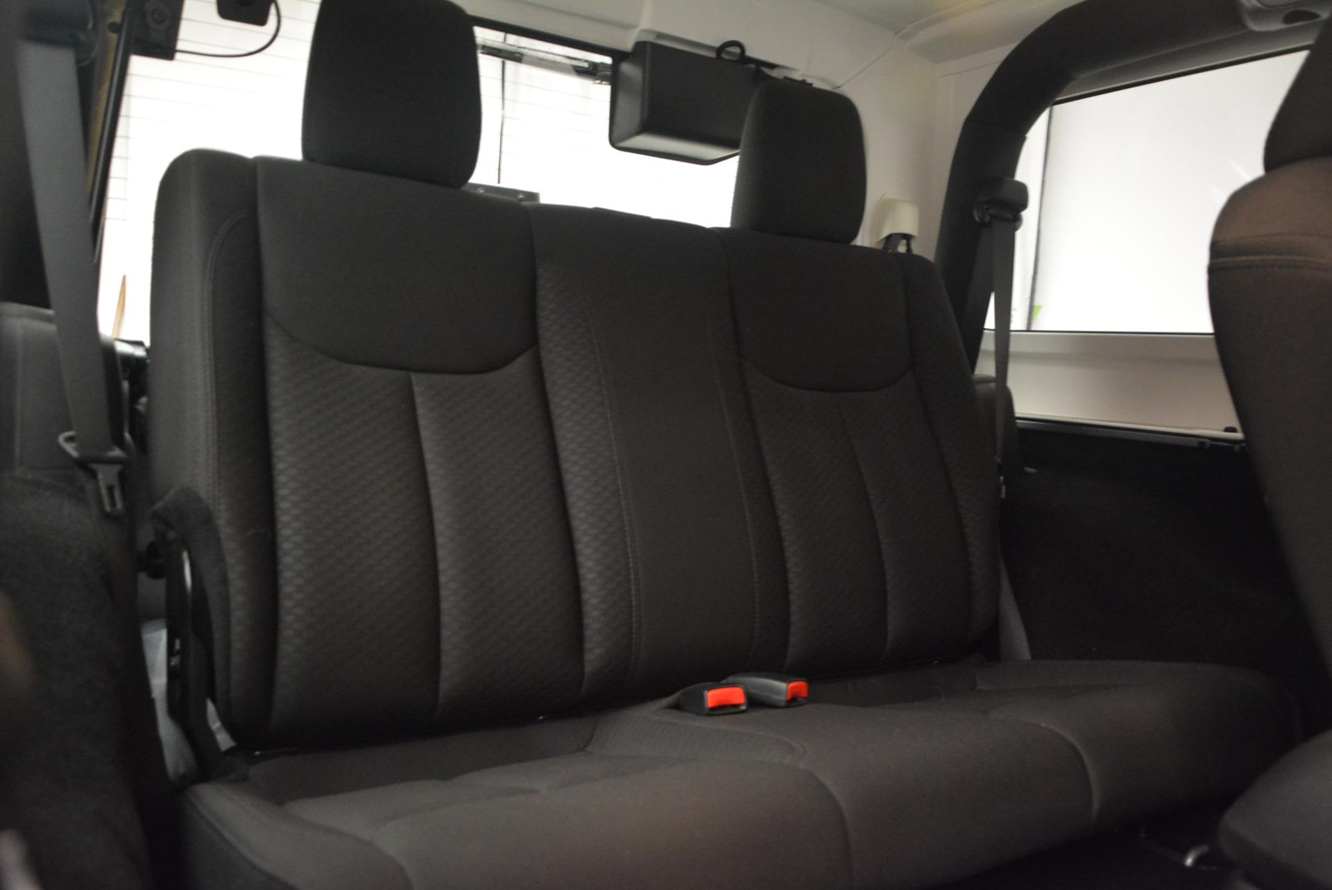 Used 2015 Jeep Wrangler Sport   Greenwich, CT