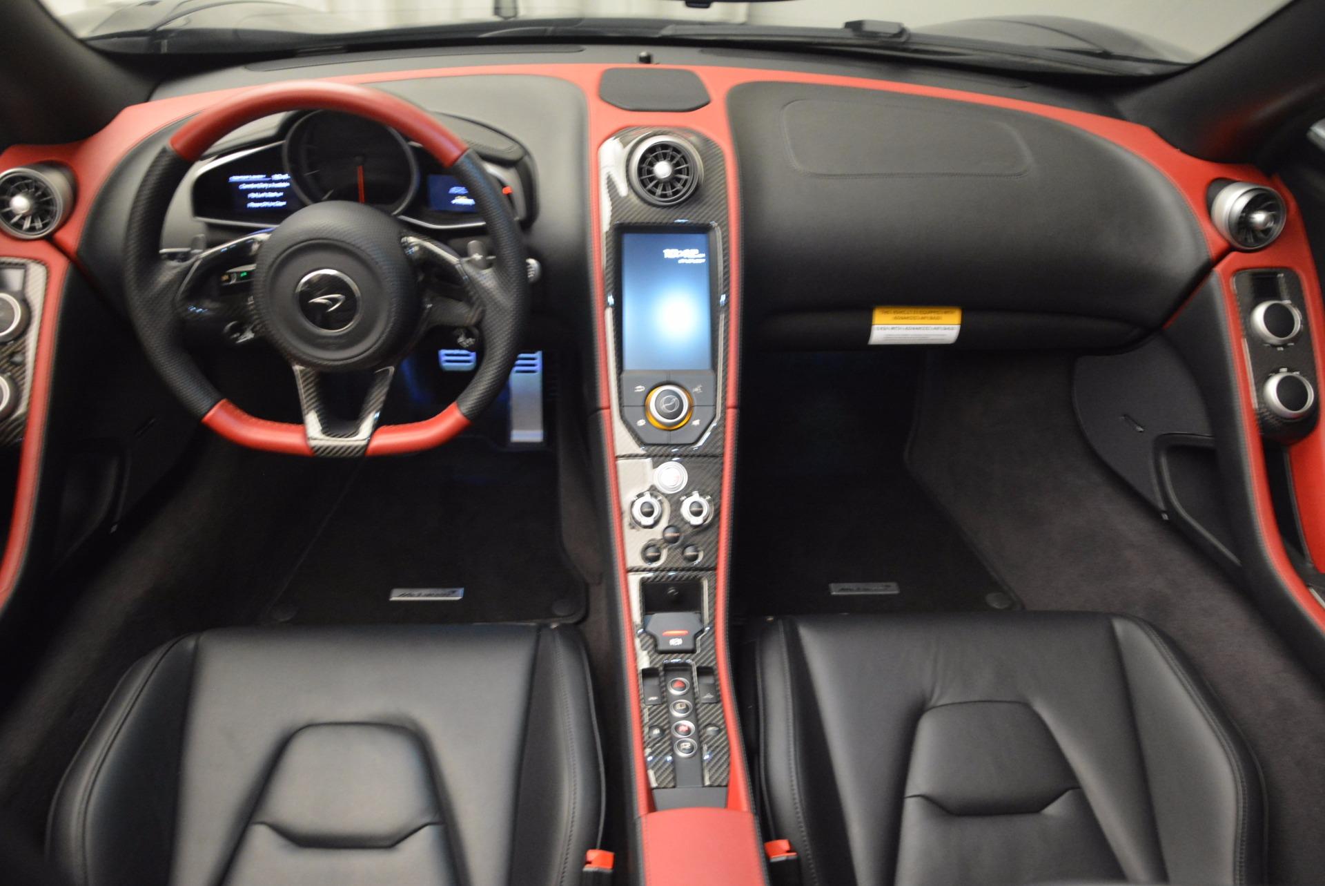 Used 2016 McLaren 650S Spider    Greenwich, CT