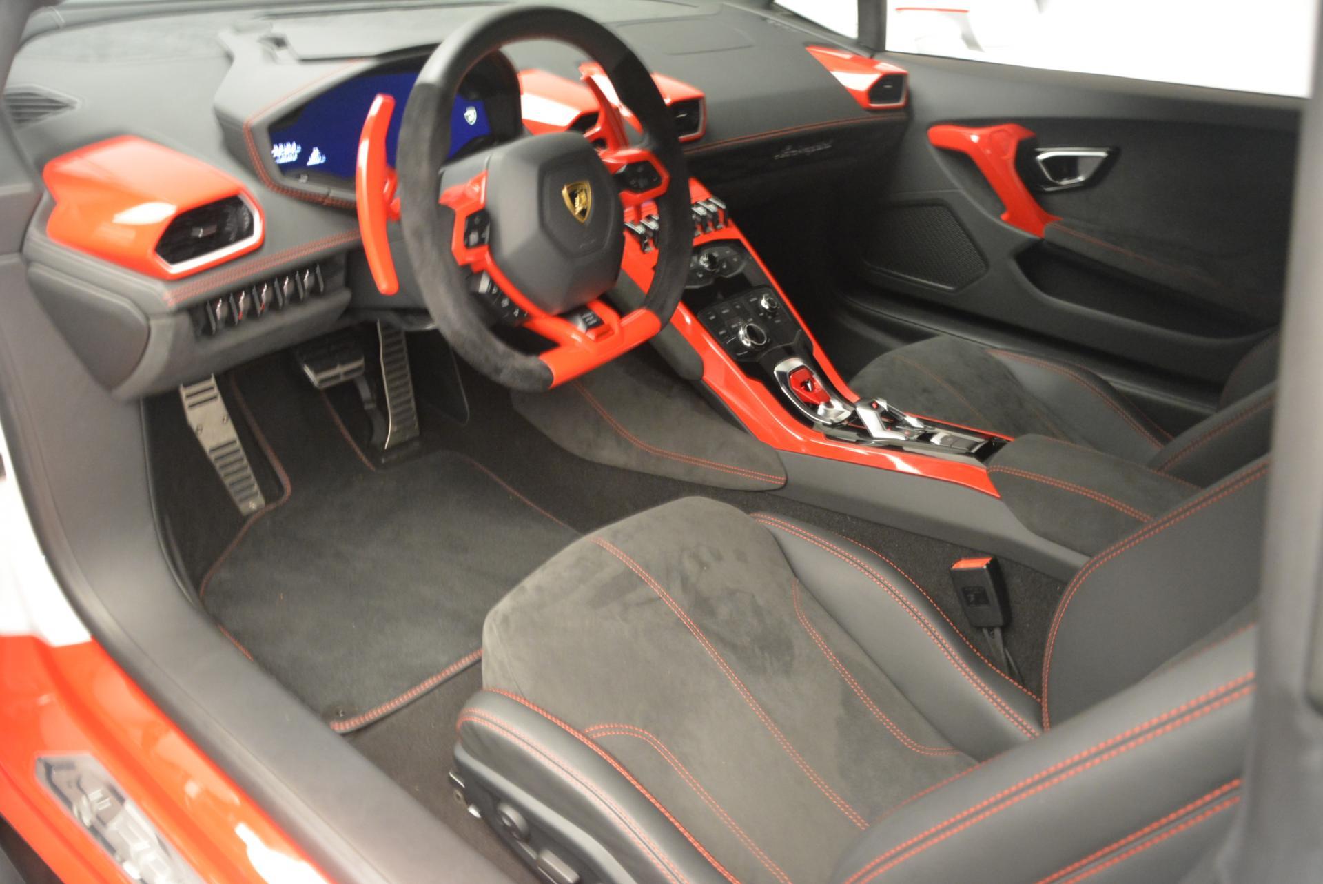Used 2015 Lamborghini Huracan LP610-4   Greenwich, CT