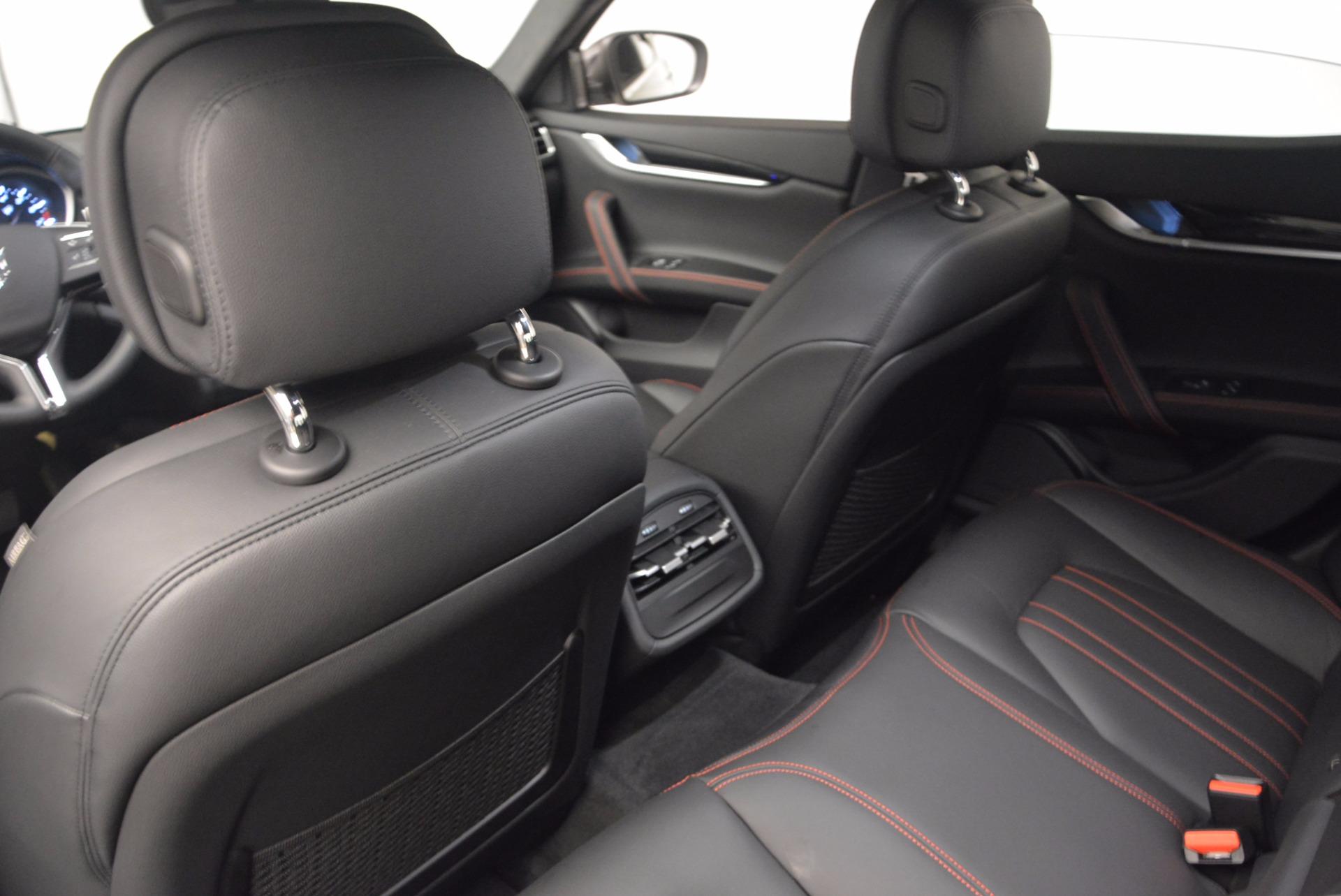 Used 2017 Maserati Ghibli SQ4 S Q4 Ex-Loaner | Greenwich, CT