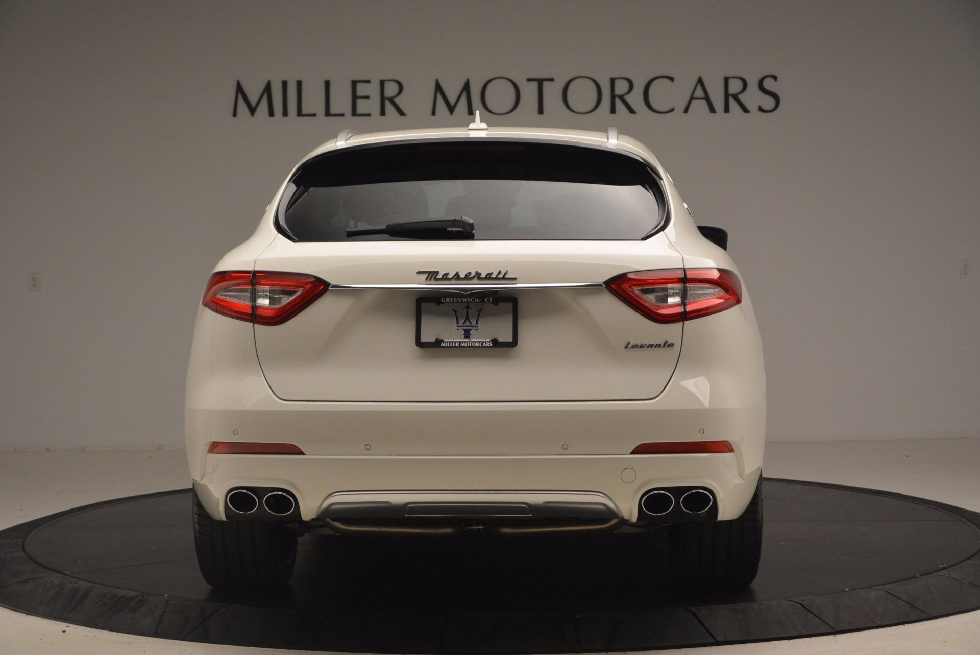 New 2017 Maserati Levante S   Greenwich, CT