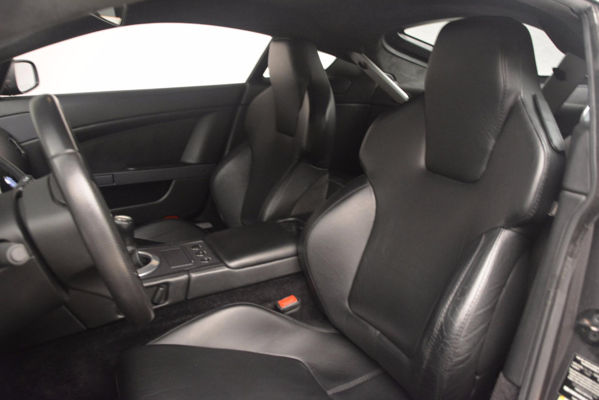 Used 2006 Aston Martin V8 Vantage Coupe    Greenwich, CT