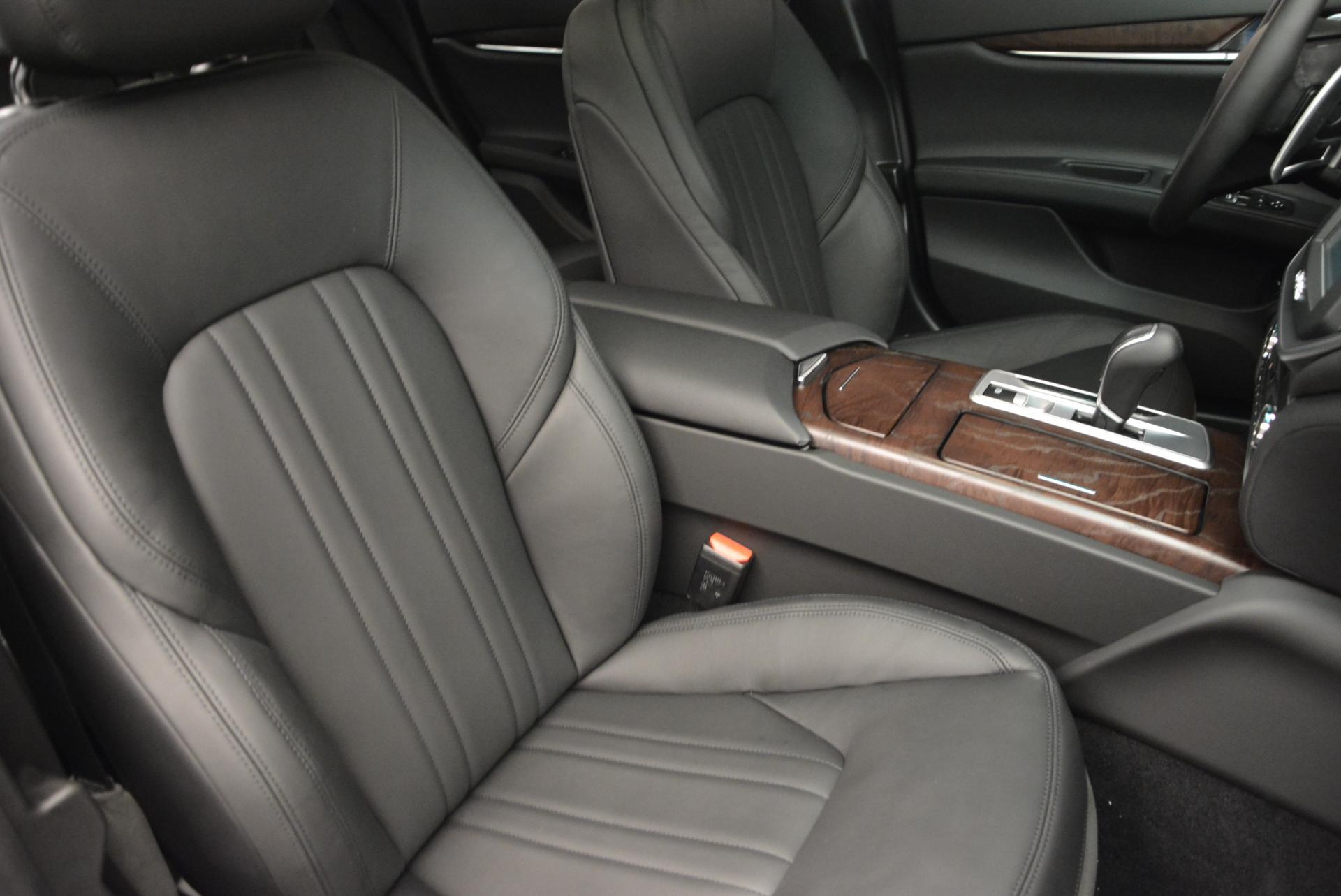 Used 2015 Maserati Ghibli S Q4   Greenwich, CT