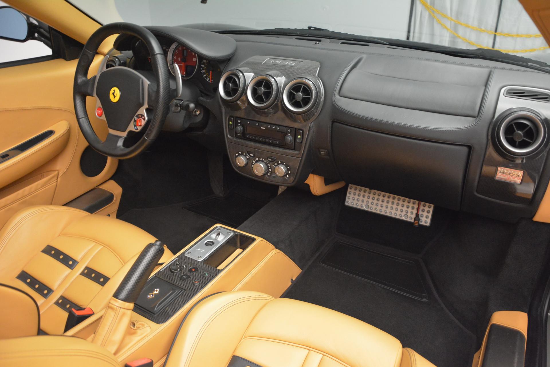 Used 2005 Ferrari F430 Spider F1 | Greenwich, CT