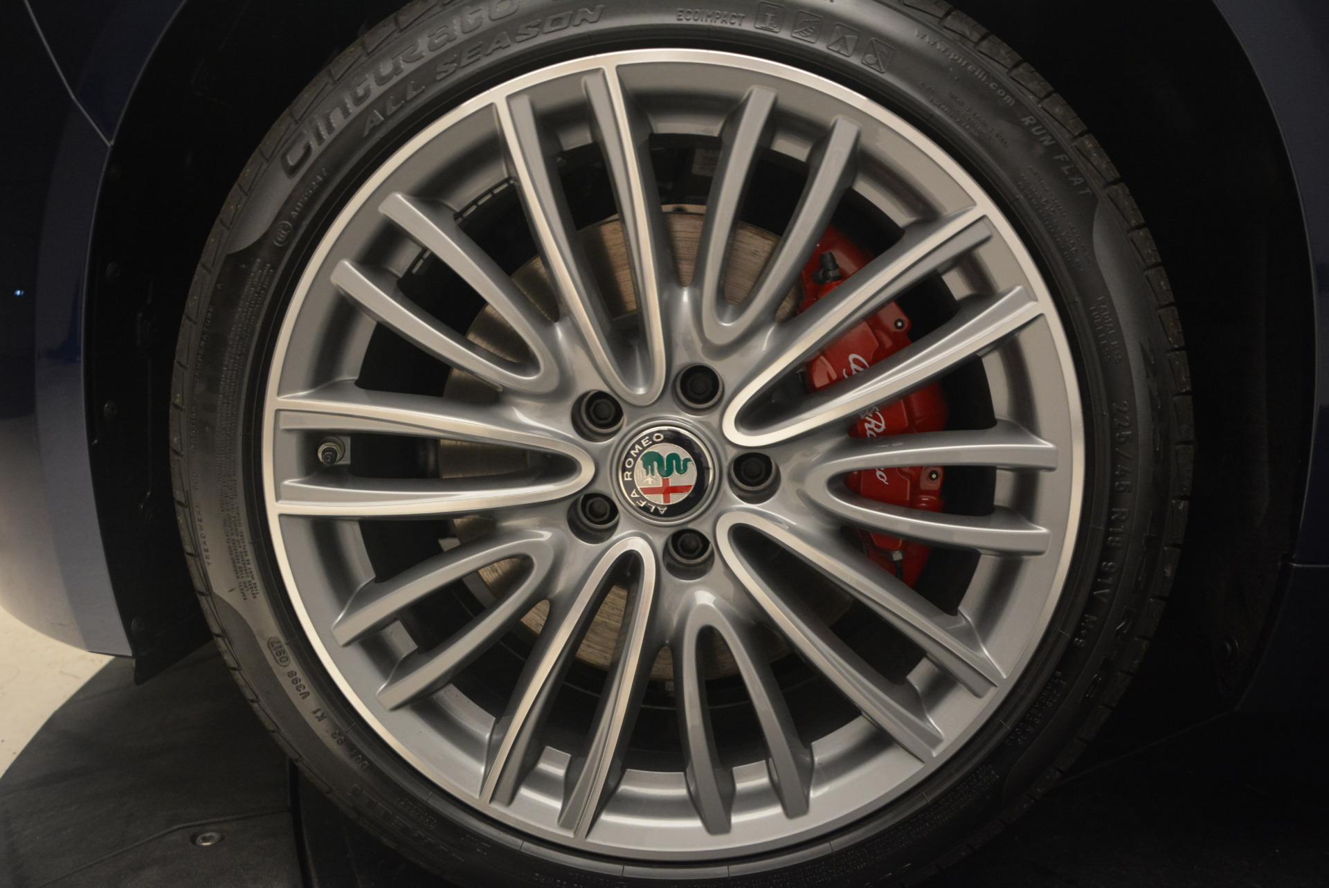 New 2017 Alfa Romeo Giulia Ti Q4 | Greenwich, CT