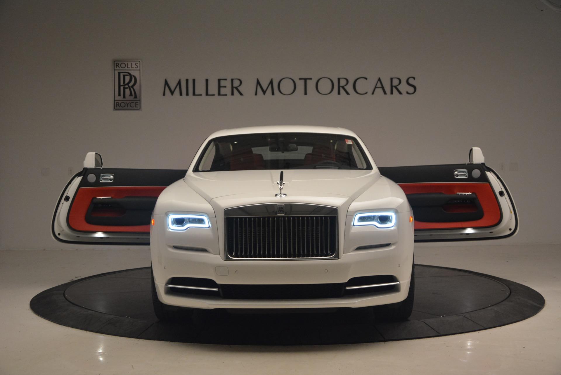 Used 2017 Rolls-Royce Wraith    Greenwich, CT