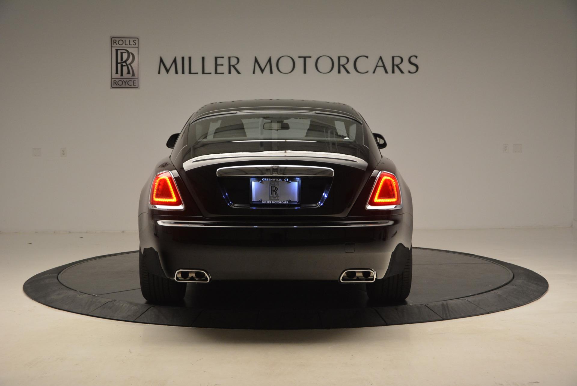 New 2018 Rolls-Royce Wraith    Greenwich, CT