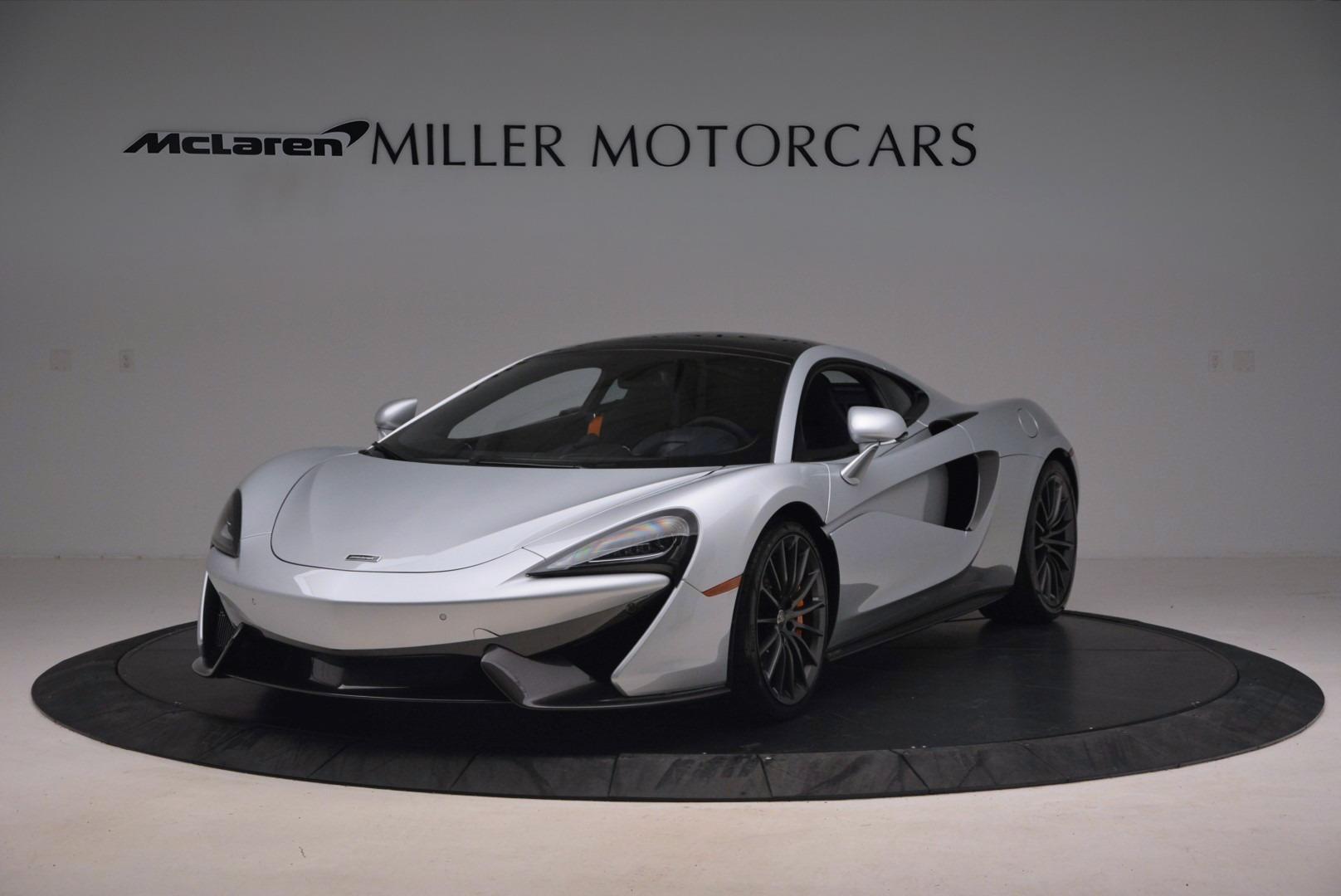Used 2017 McLaren 570GT  | Greenwich, CT