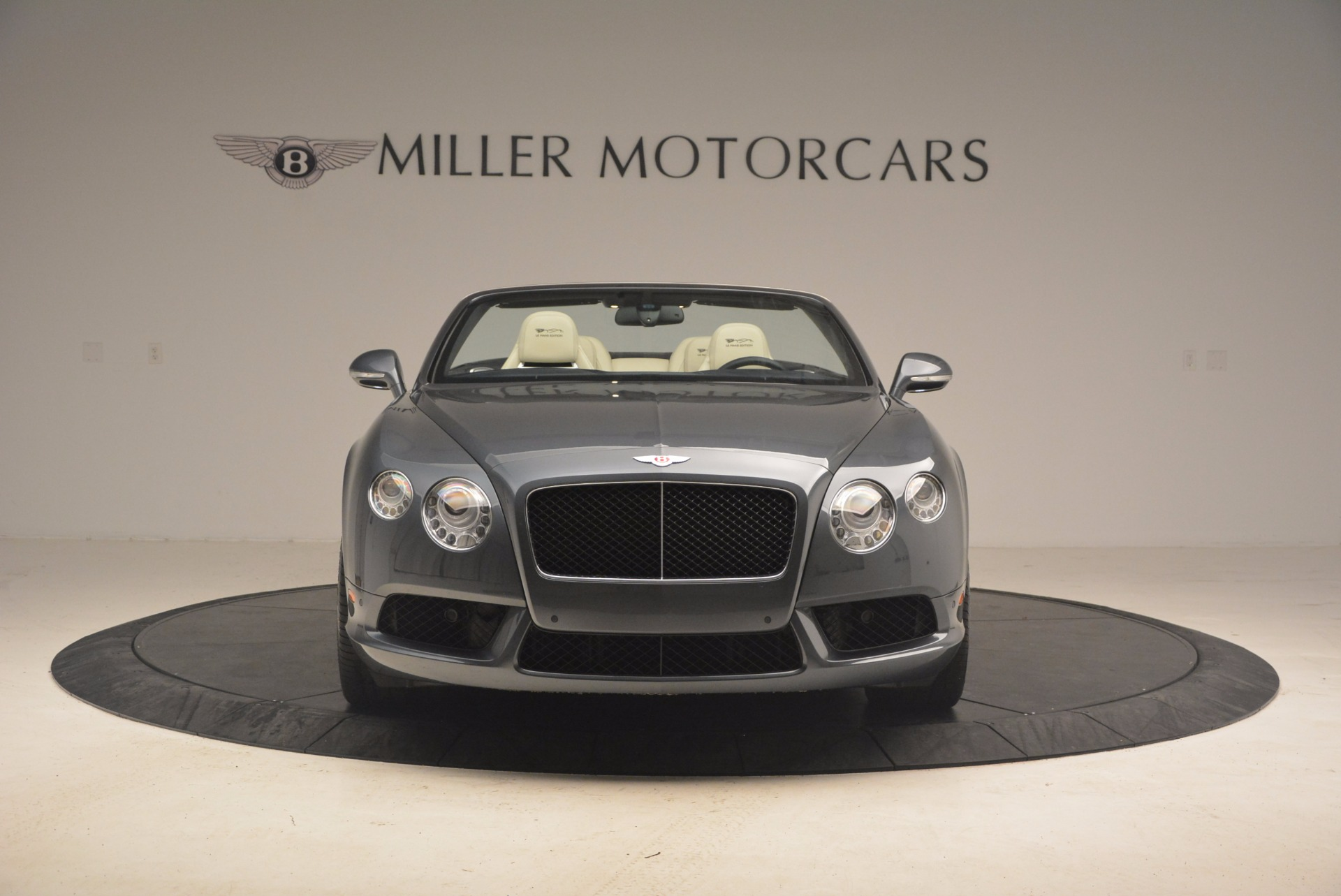 Used 2013 Bentley Continental GT V8 Le Mans Edition, 1 of 48   Greenwich, CT