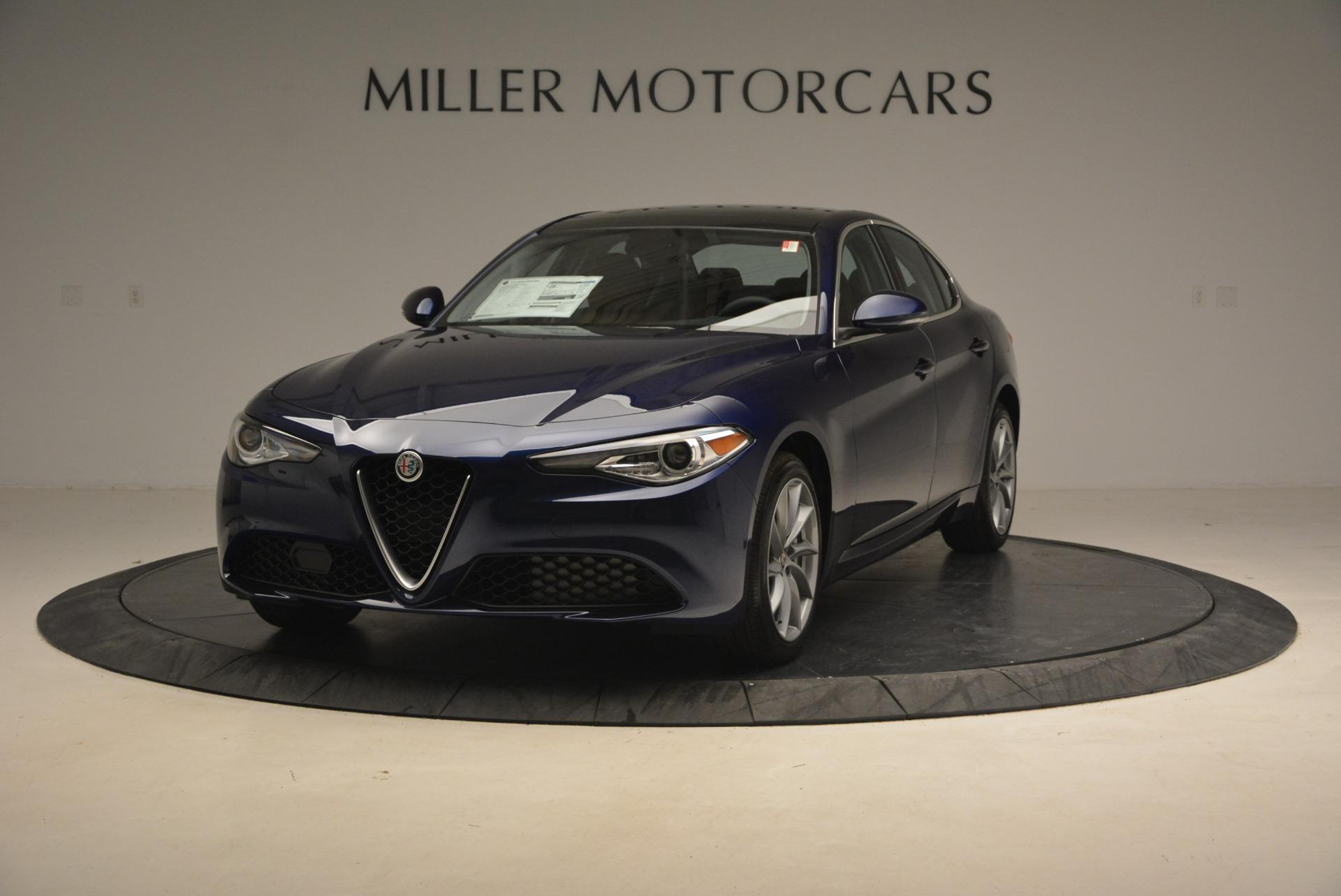 2017 Alfa Romeo Giulia Configurations >> New 2017 Alfa Romeo Giulia Q4 Sold Mclaren Greenwich Ct
