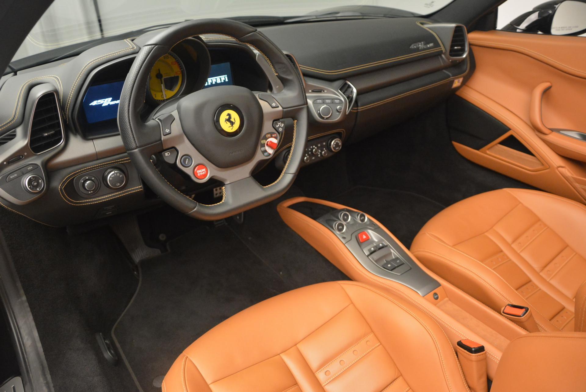 Used 2015 Ferrari 458 Spider    Greenwich, CT