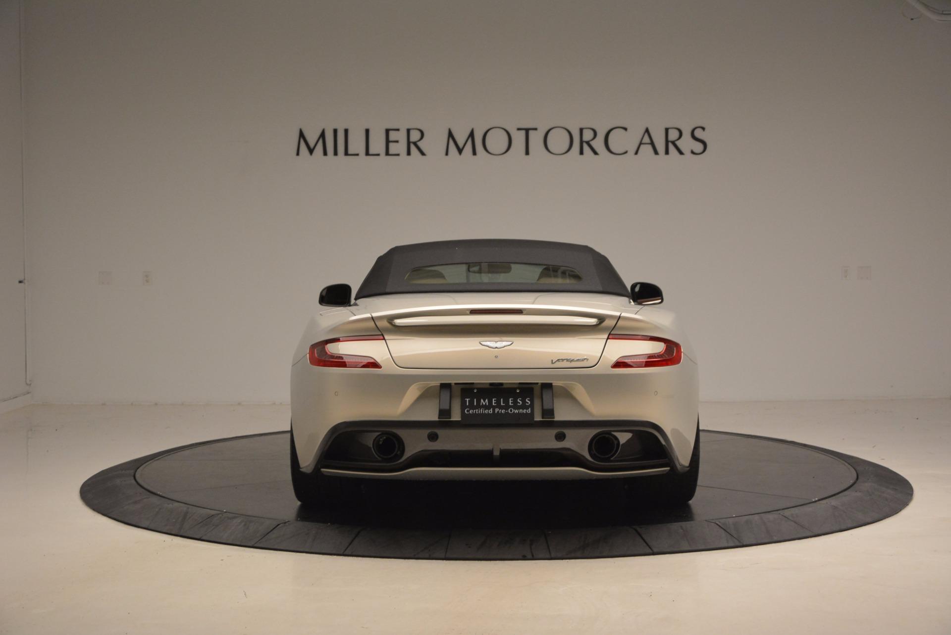 Used 2015 Aston Martin Vanquish Volante | Greenwich, CT
