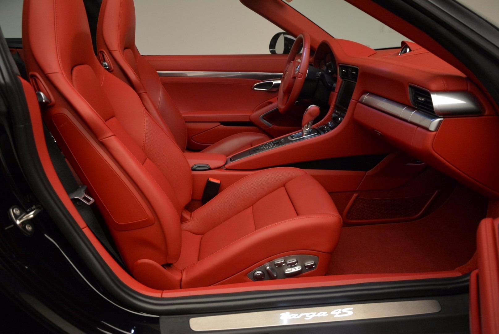 Used 2015 Porsche 911 Targa 4S   Greenwich, CT