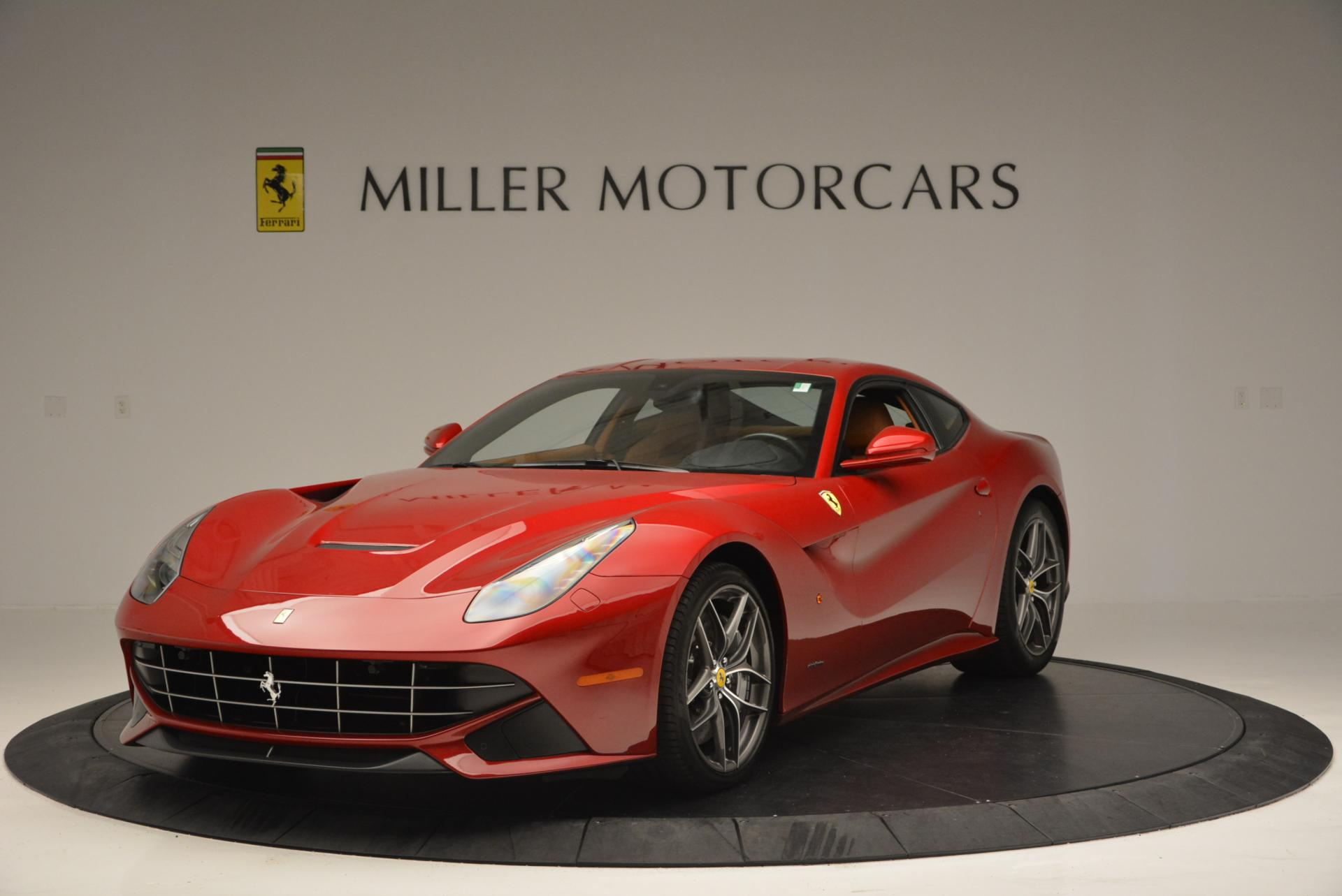 Used 2014 Ferrari F12 Berlinetta  | Greenwich, CT