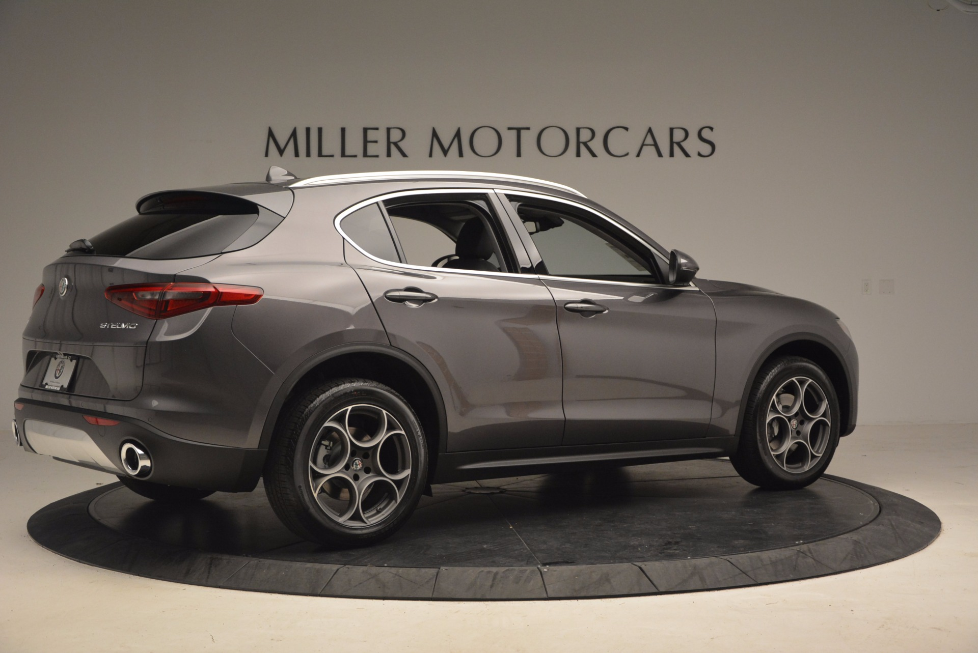 New 2018 Alfa Romeo Stelvio Q4 | Greenwich, CT