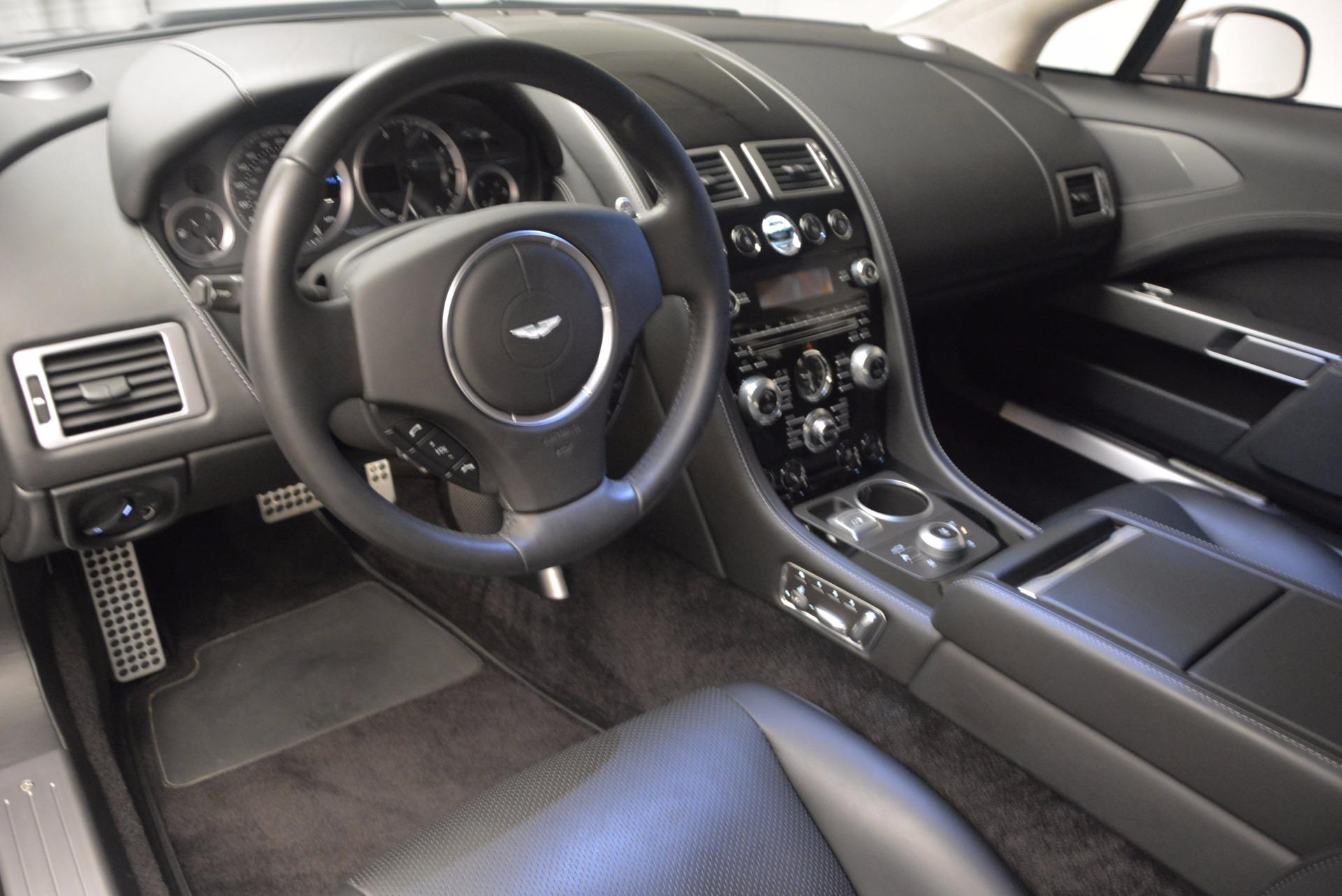 Used 2012 Aston Martin Rapide    Greenwich, CT