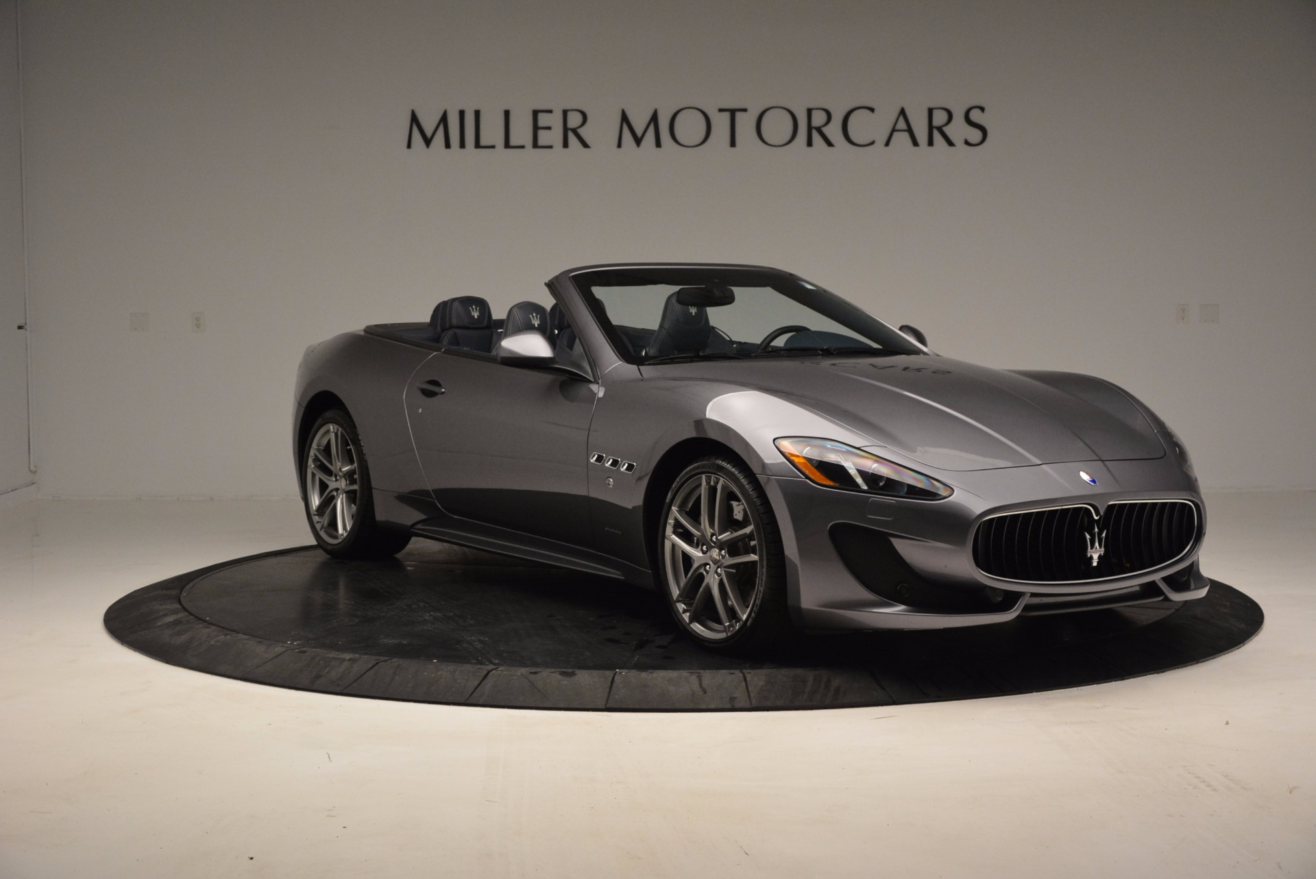 New 2016 Maserati GranTurismo Convertible Sport   Greenwich, CT