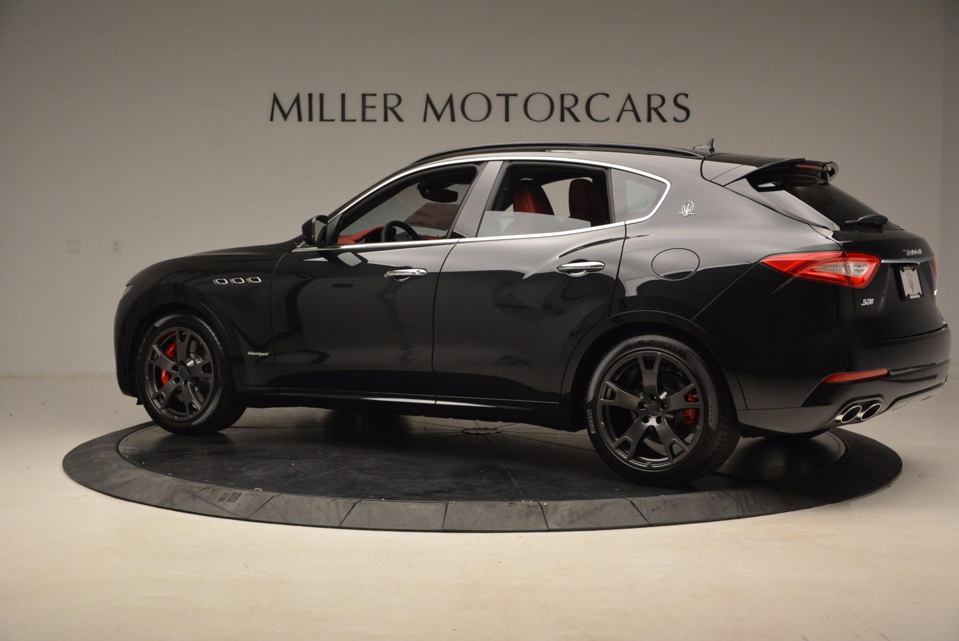 New 2018 Maserati Levante S GranSport   Greenwich, CT