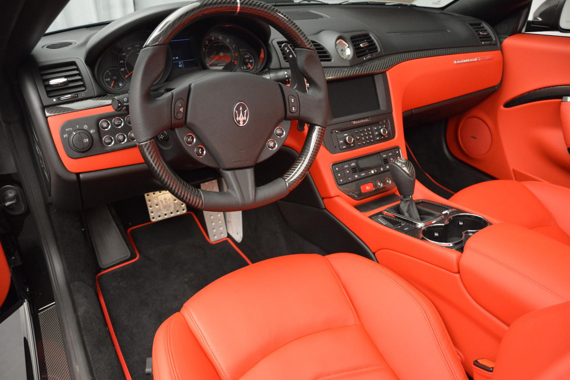 New 2016 Maserati GranTurismo Convertible MC   Greenwich, CT