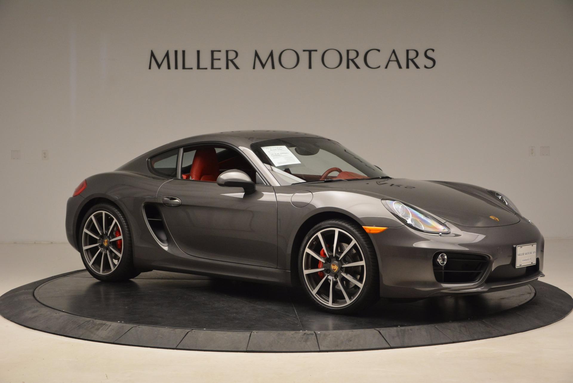 Used 2014 Porsche Cayman S S   Greenwich, CT