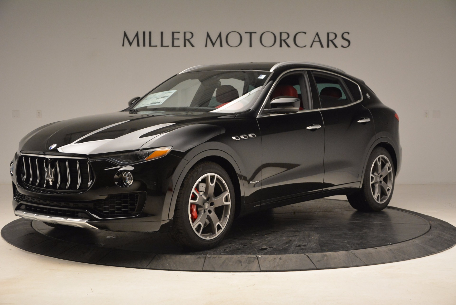 New 2018 Maserati Levante S Q4 GranLusso | Greenwich, CT