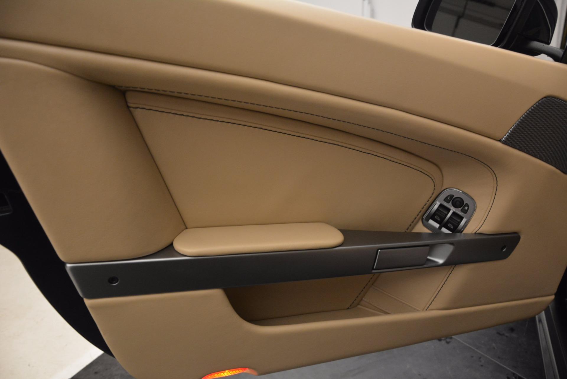Used 2014 Aston Martin V8 Vantage Roadster   Greenwich, CT
