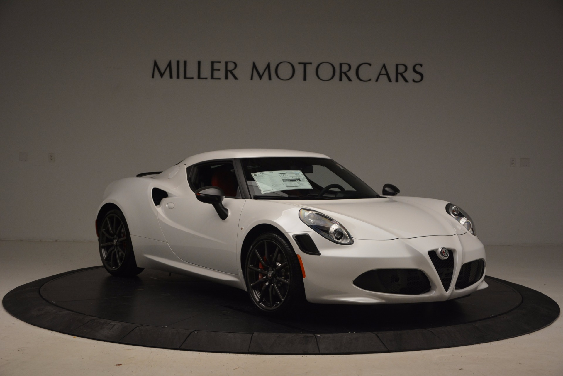 New 2018 Alfa Romeo 4C Coupe | Greenwich, CT