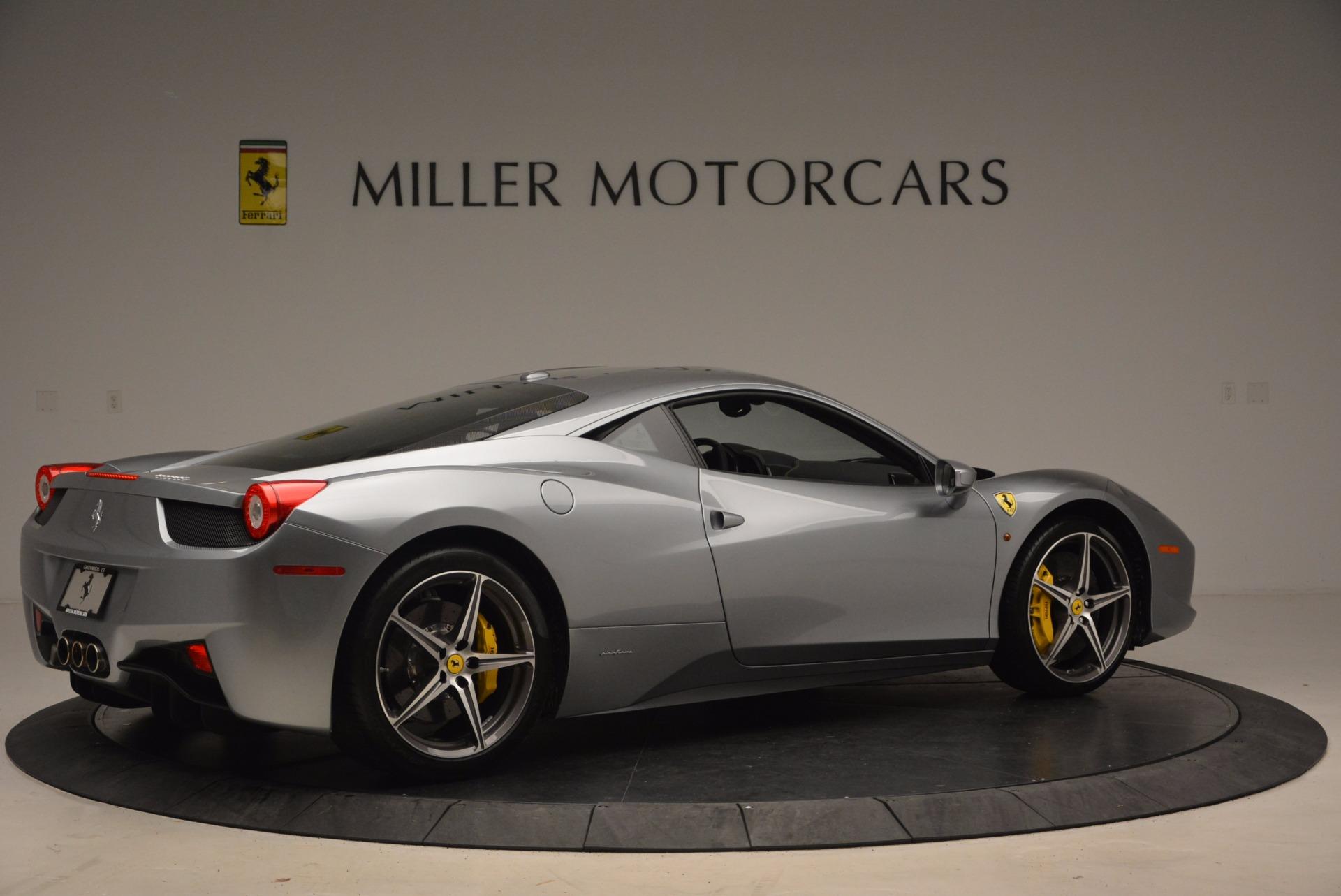 Used 2014 Ferrari 458 Italia    Greenwich, CT