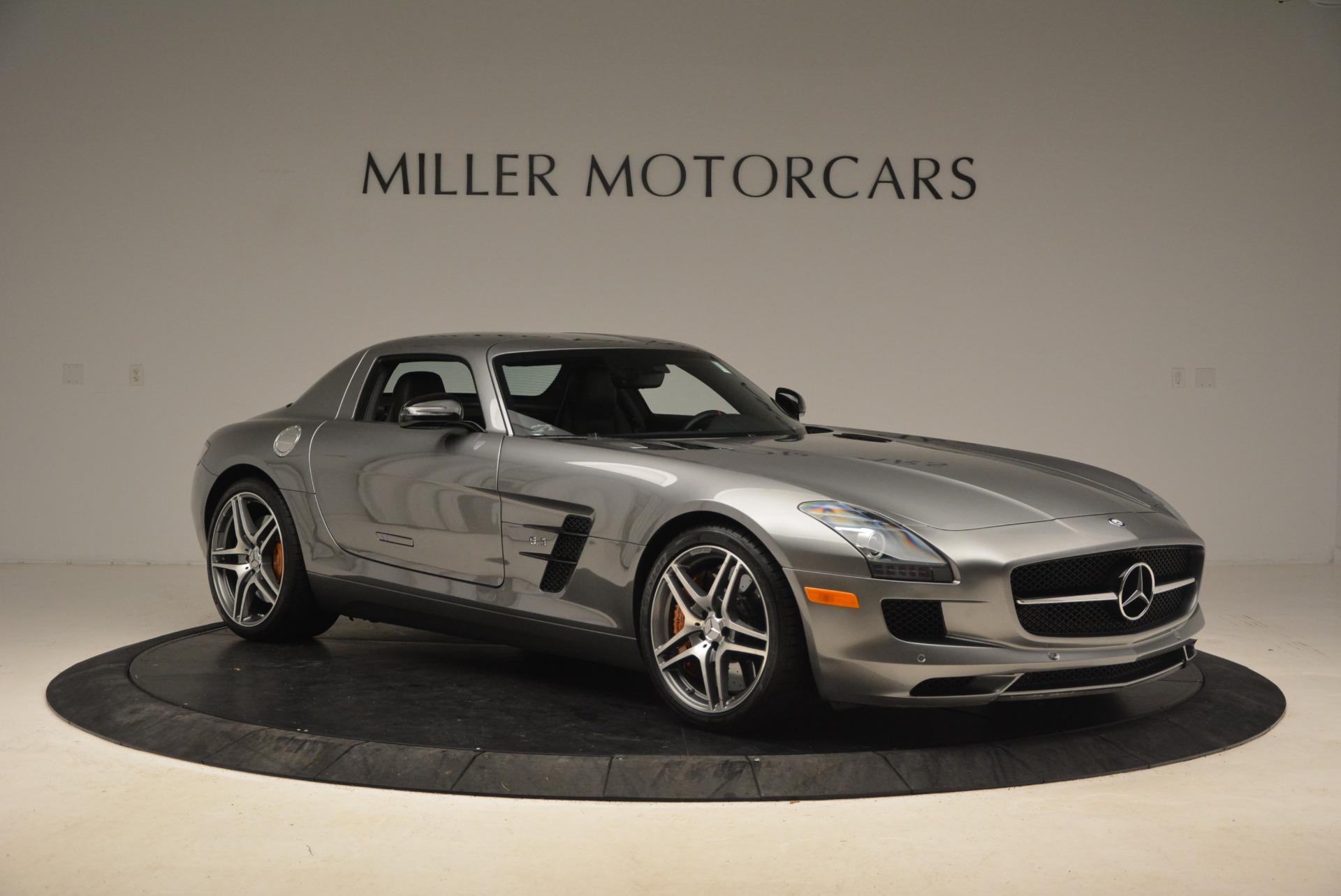 Used 2014 Mercedes-Benz SLS AMG GT   Greenwich, CT