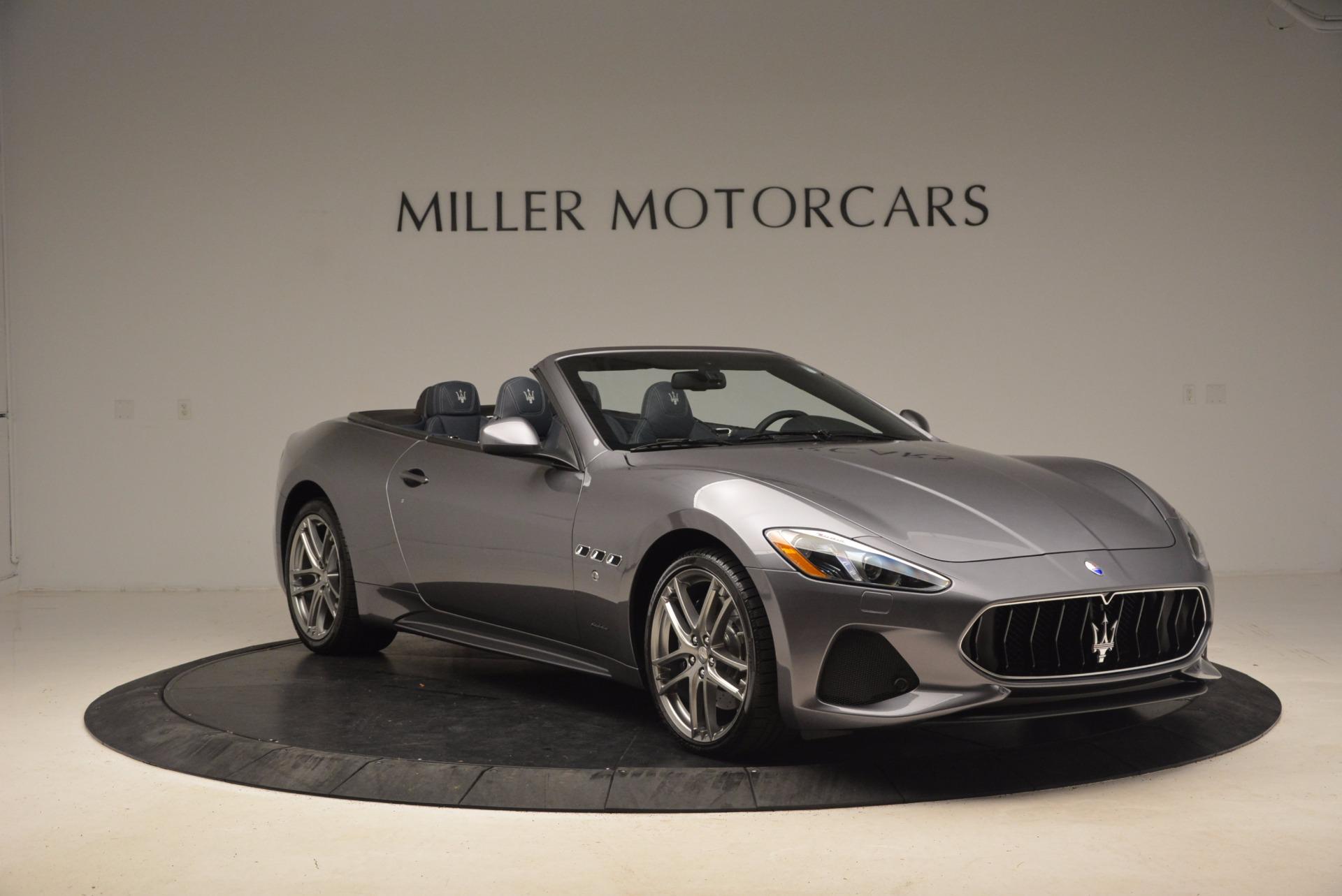 New 2018 Maserati GranTurismo Sport | Greenwich, CT