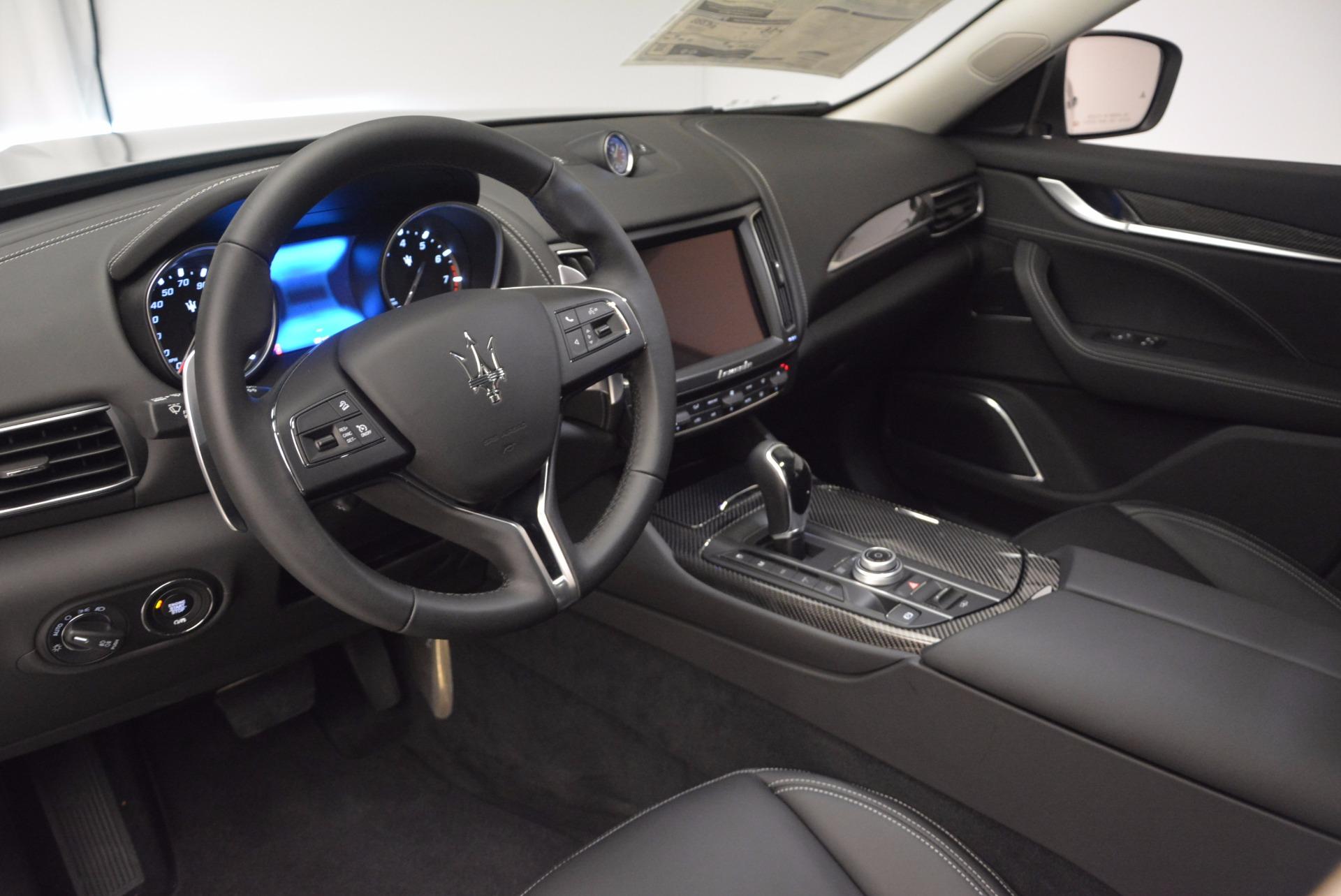 New 2018 Maserati Levante Q4 GranLusso   Greenwich, CT