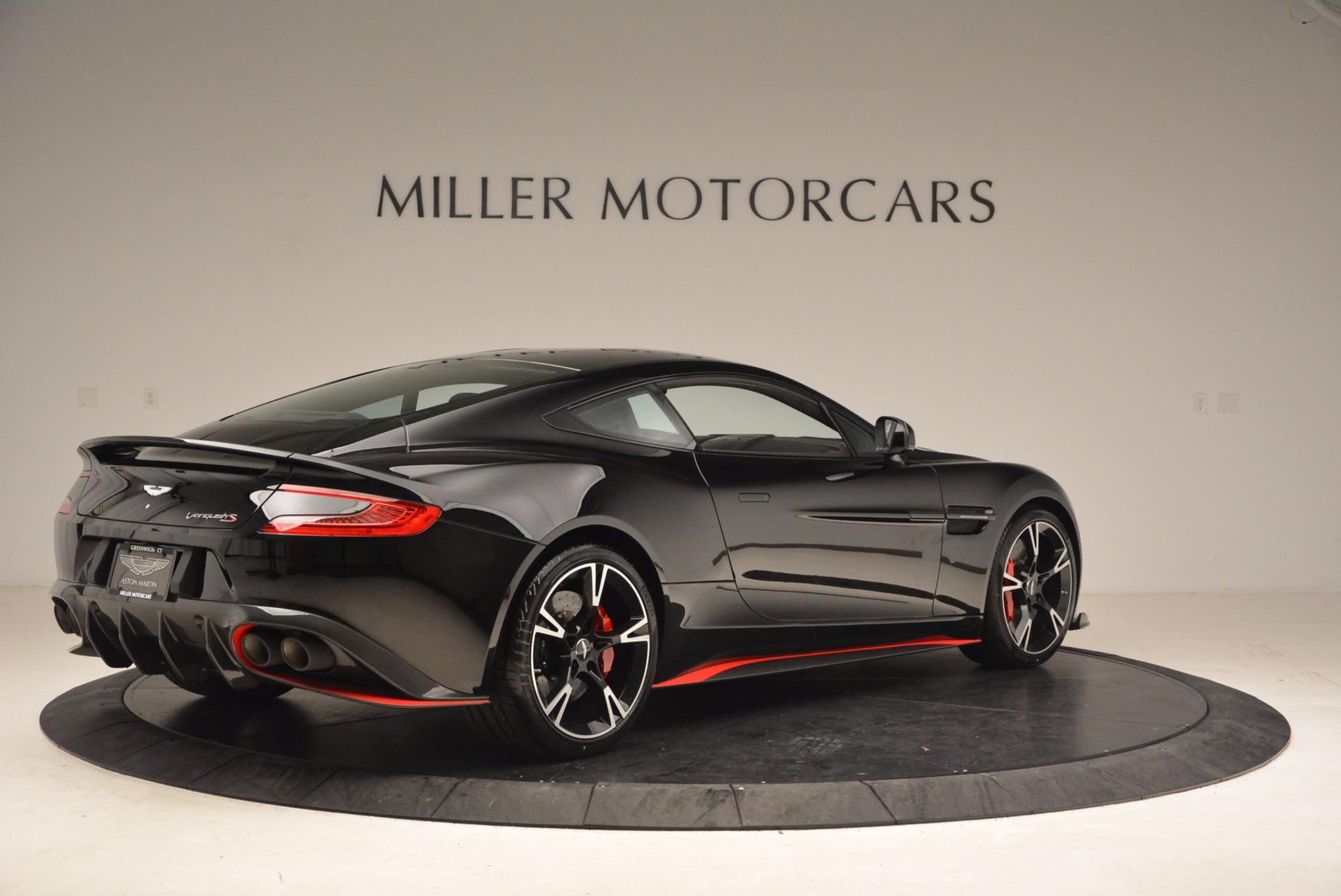 Used 2018 Aston Martin Vanquish S  | Greenwich, CT