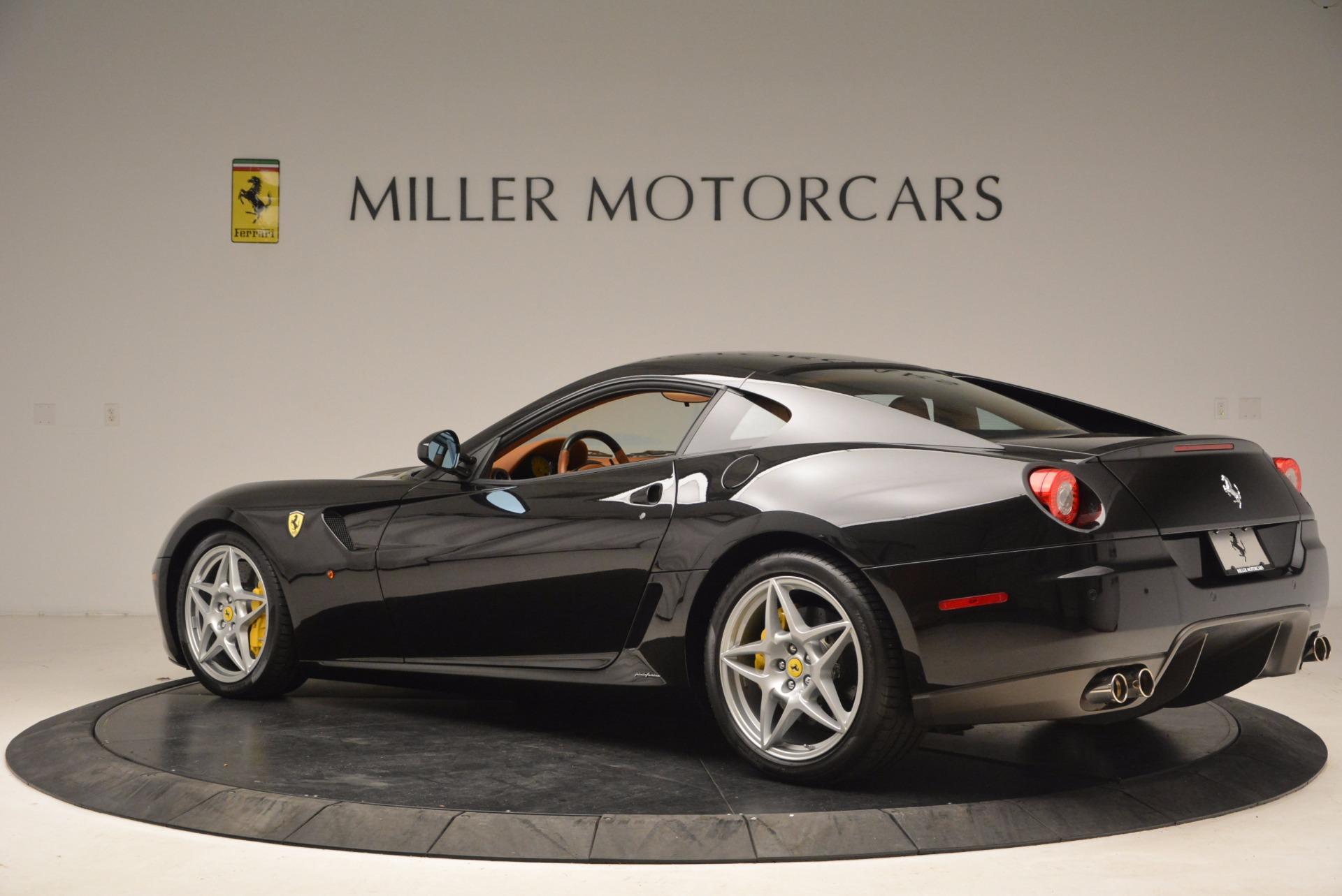 Used 2008 Ferrari 599 GTB Fiorano  | Greenwich, CT