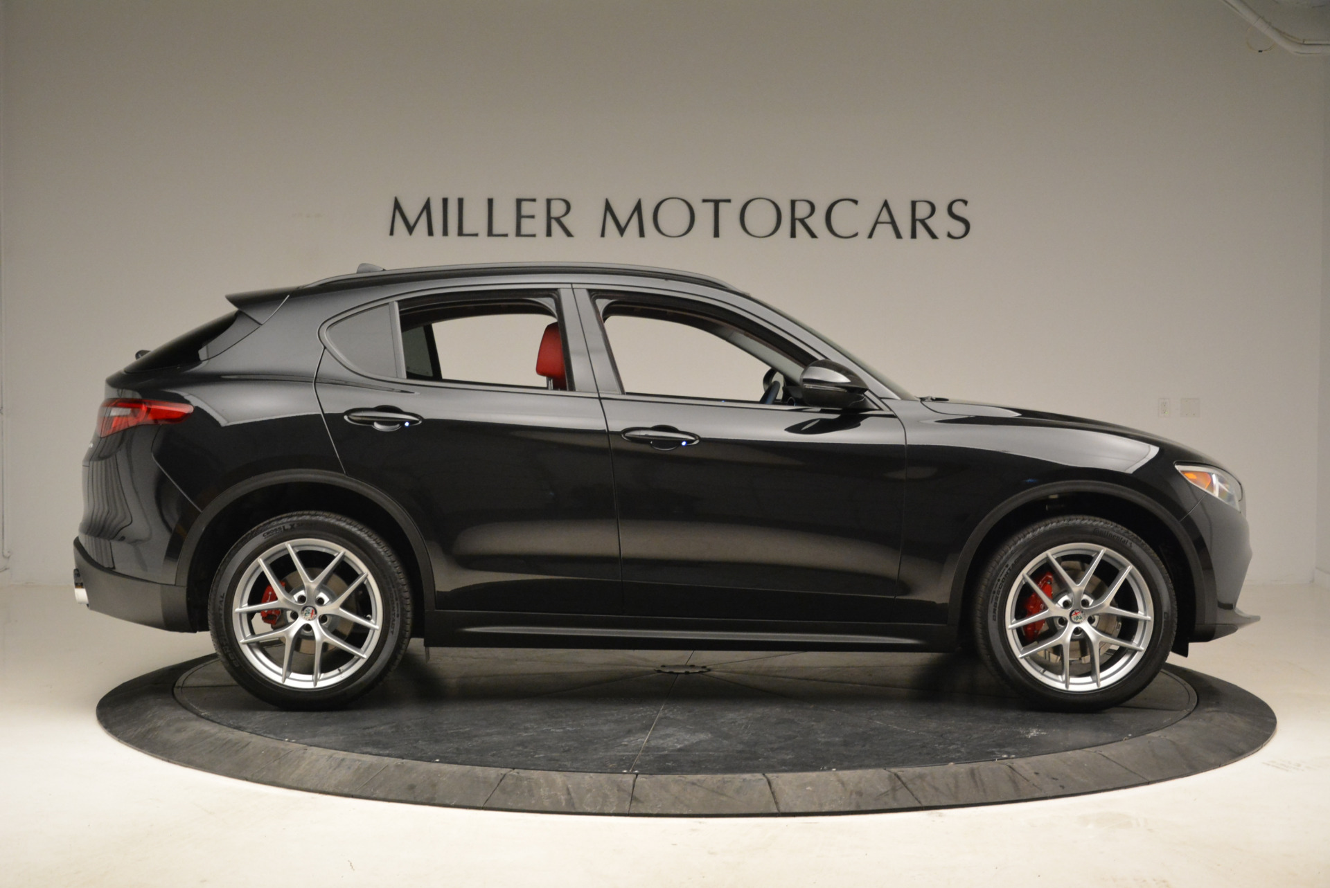 New 2018 Alfa Romeo Stelvio Sport Q4   Greenwich, CT