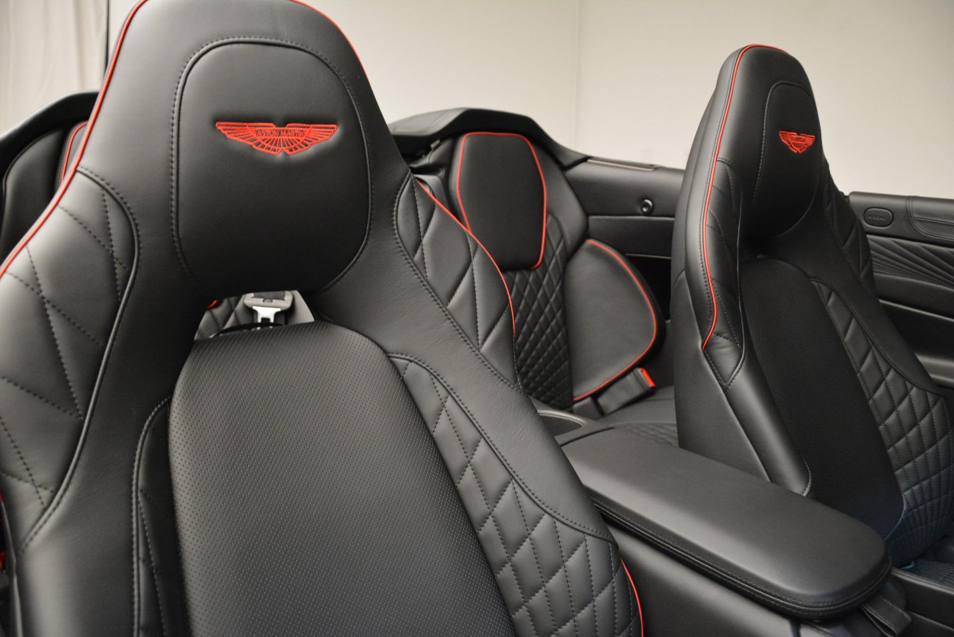Used 2018 Aston Martin Vanquish S Convertible | Greenwich, CT