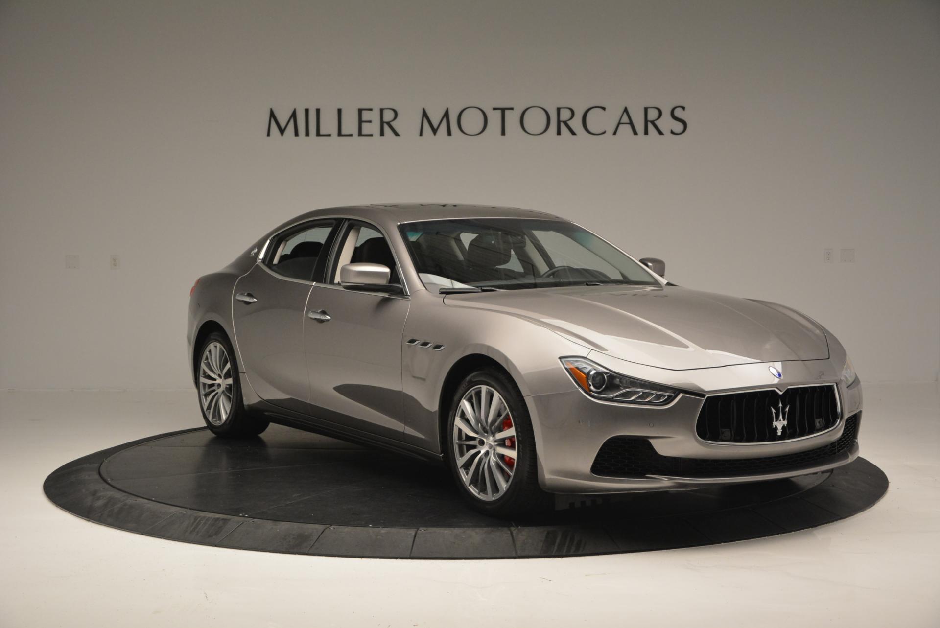 Used 2016 Maserati Ghibli S Q4   Greenwich, CT