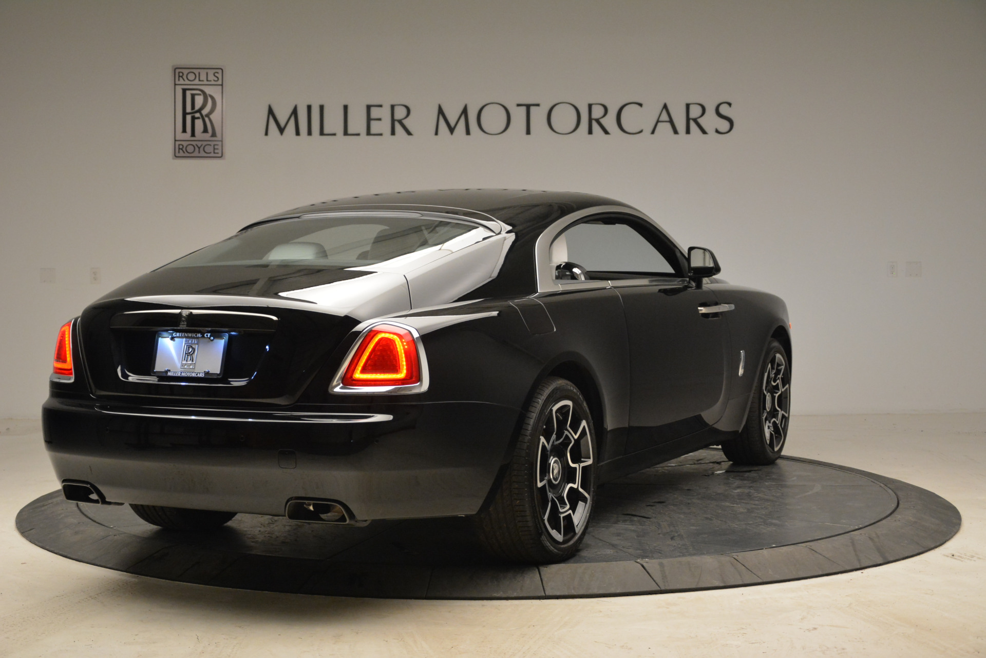 Used 2017 Rolls-Royce Wraith Black Badge   Greenwich, CT