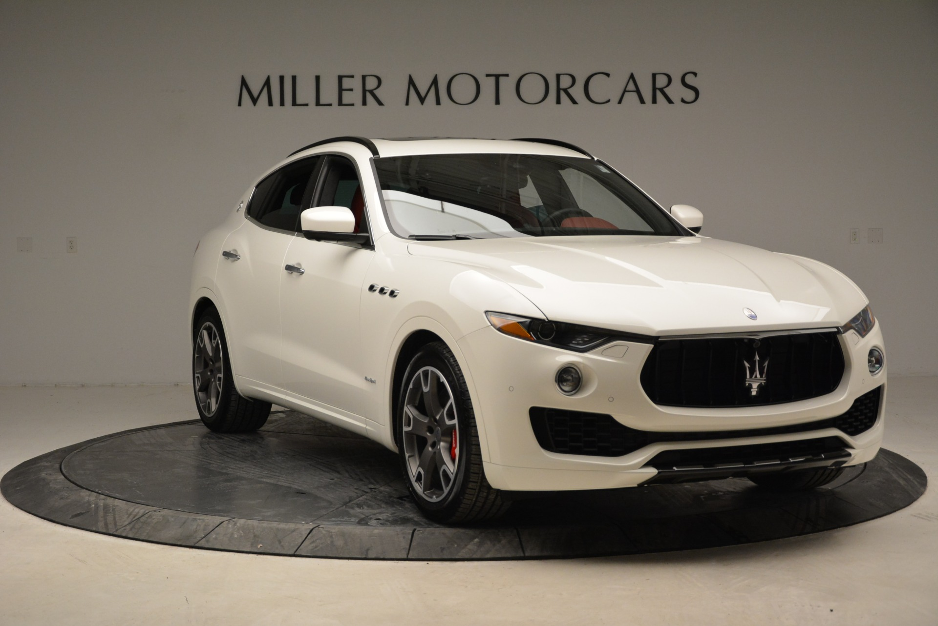 New 2018 Maserati Levante S Q4 Gransport | Greenwich, CT