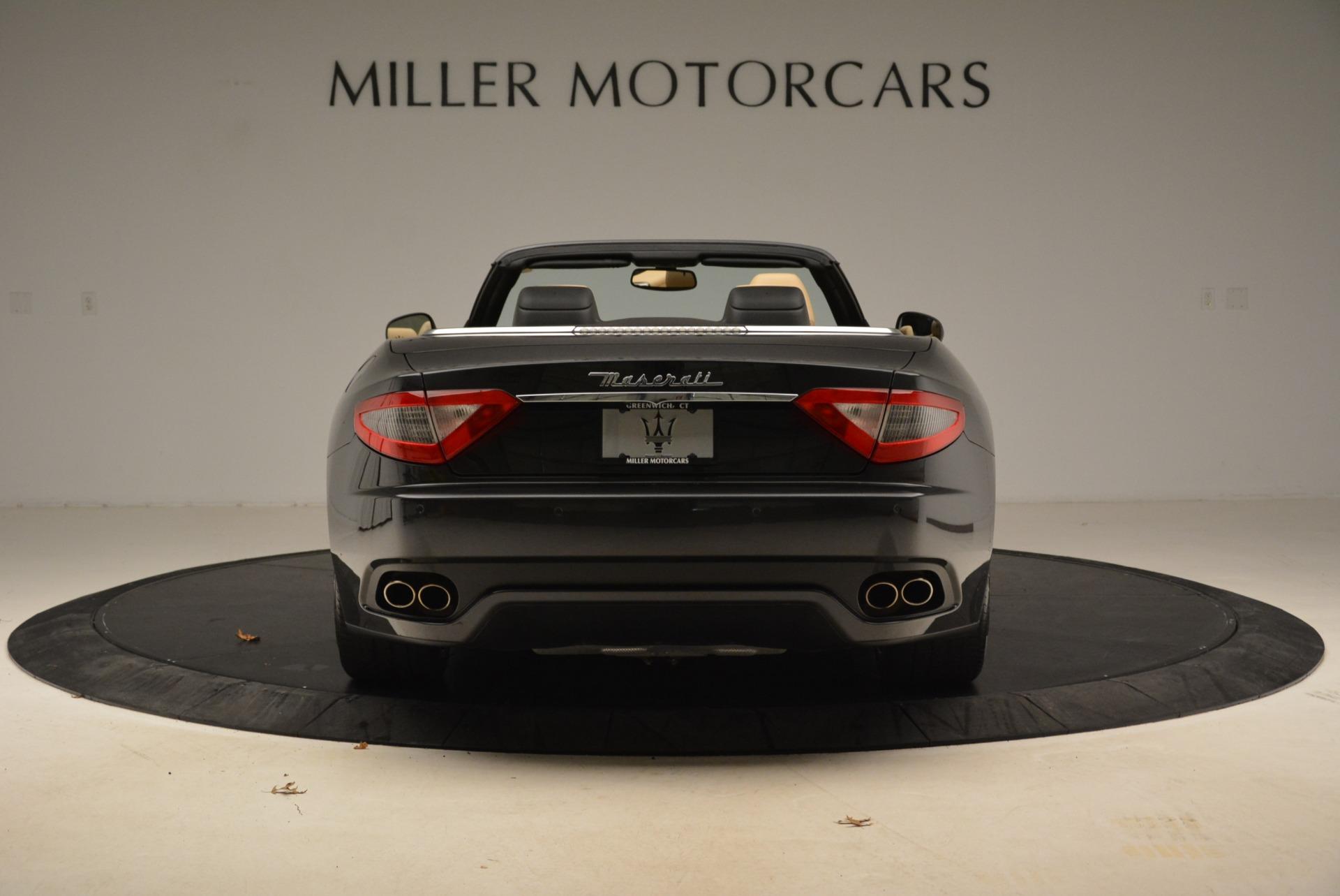 Used Maserati Granturismo Convertible For Sale Special >> Used 2013 Maserati GranTurismo Convertible | Greenwich, CT