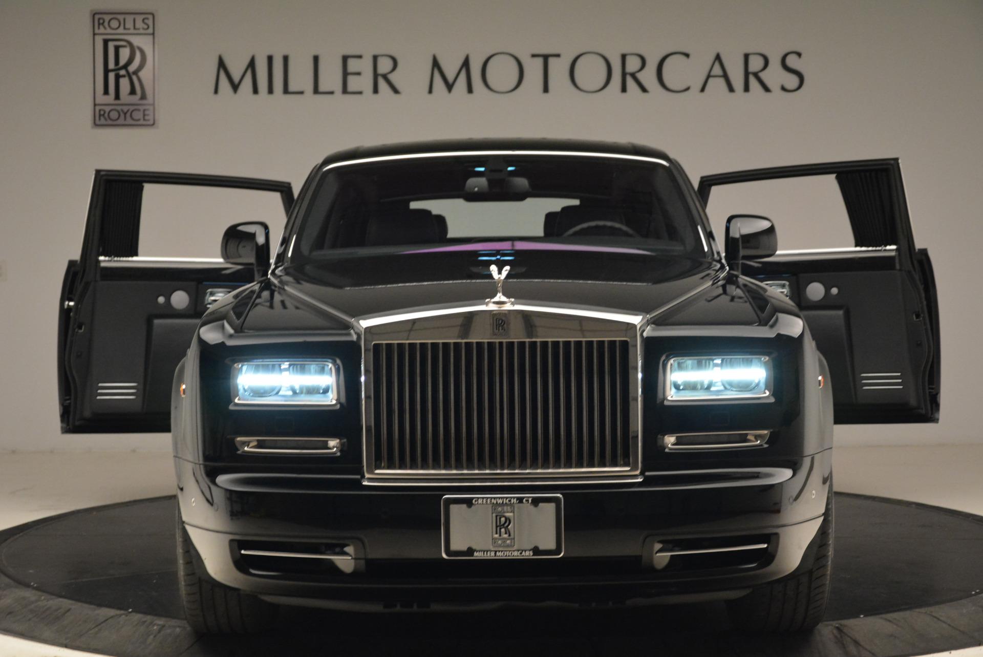 Used 2014 Rolls-Royce Phantom EWB | Greenwich, CT