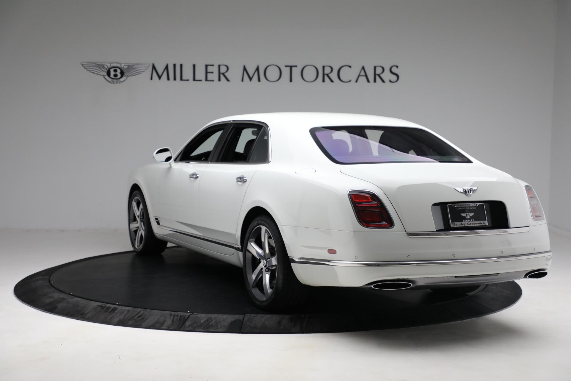 New 2018 Bentley Mulsanne Speed | Greenwich, CT