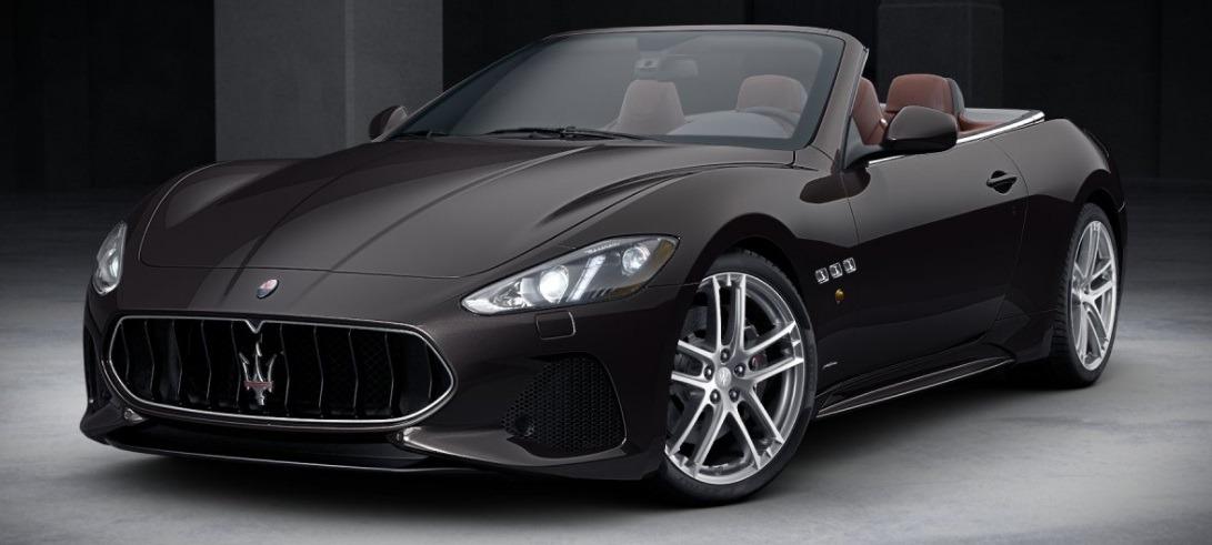 New 2018 Maserati GranTurismo Sport Convertible   Greenwich, CT