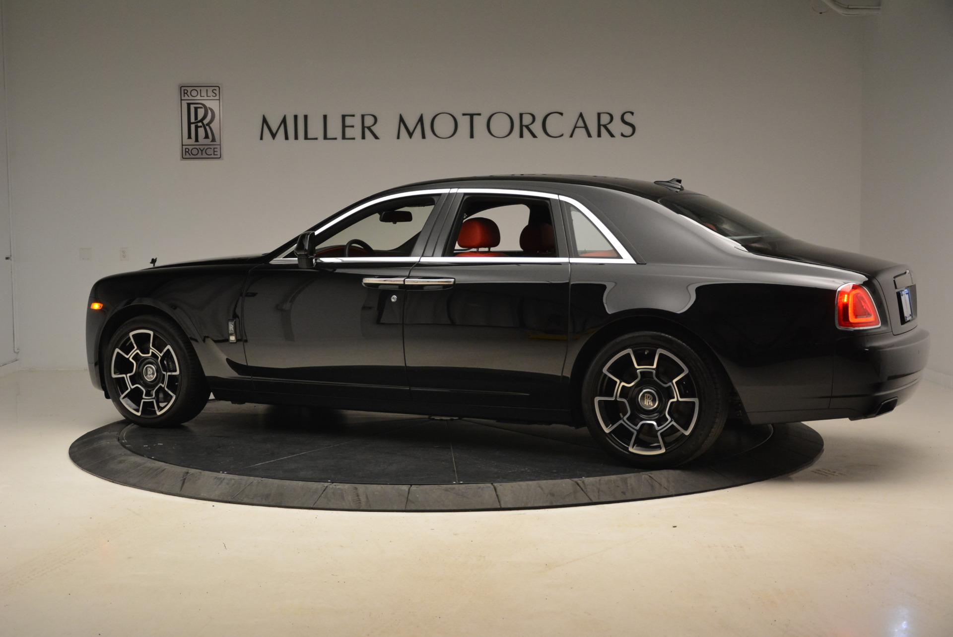 Used 2017 Rolls-Royce Ghost Black Badge | Greenwich, CT